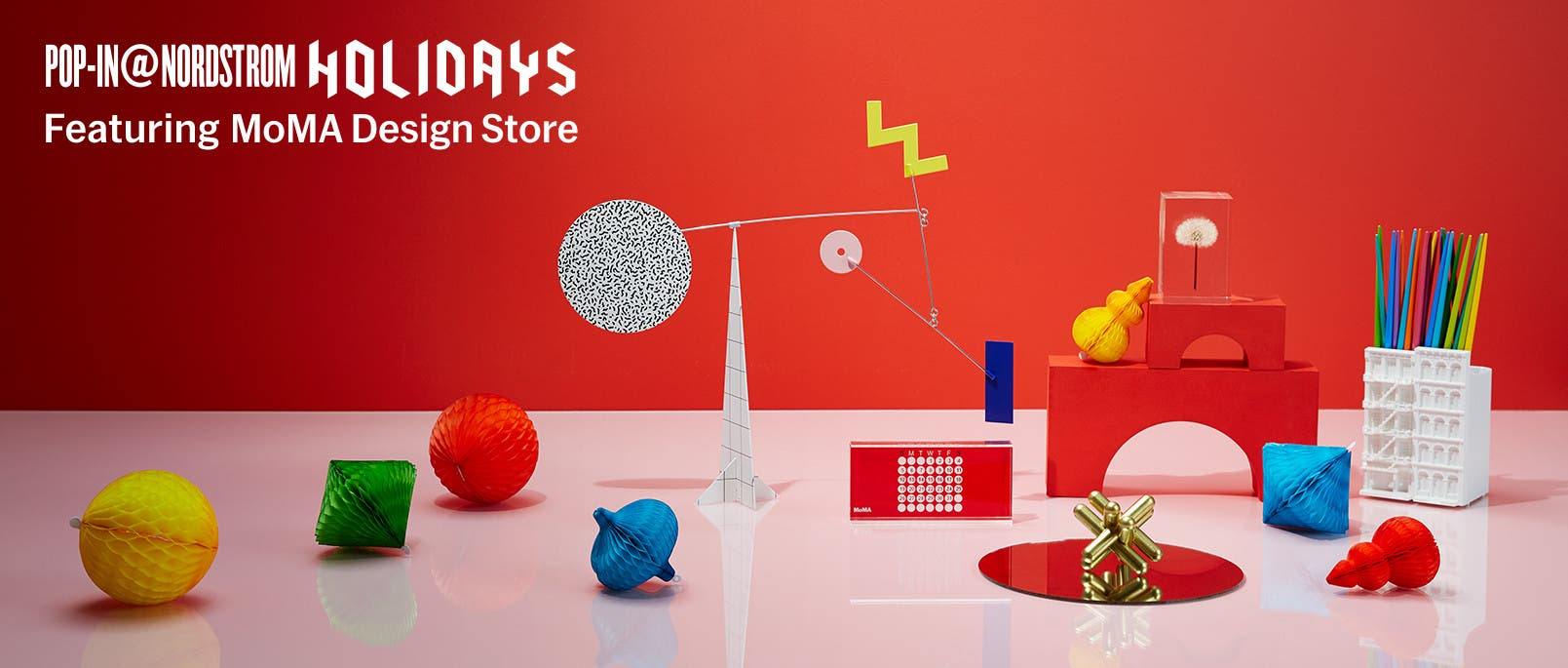 Pop-In@Nordstrom Holidays: featuring MoMA Design Store