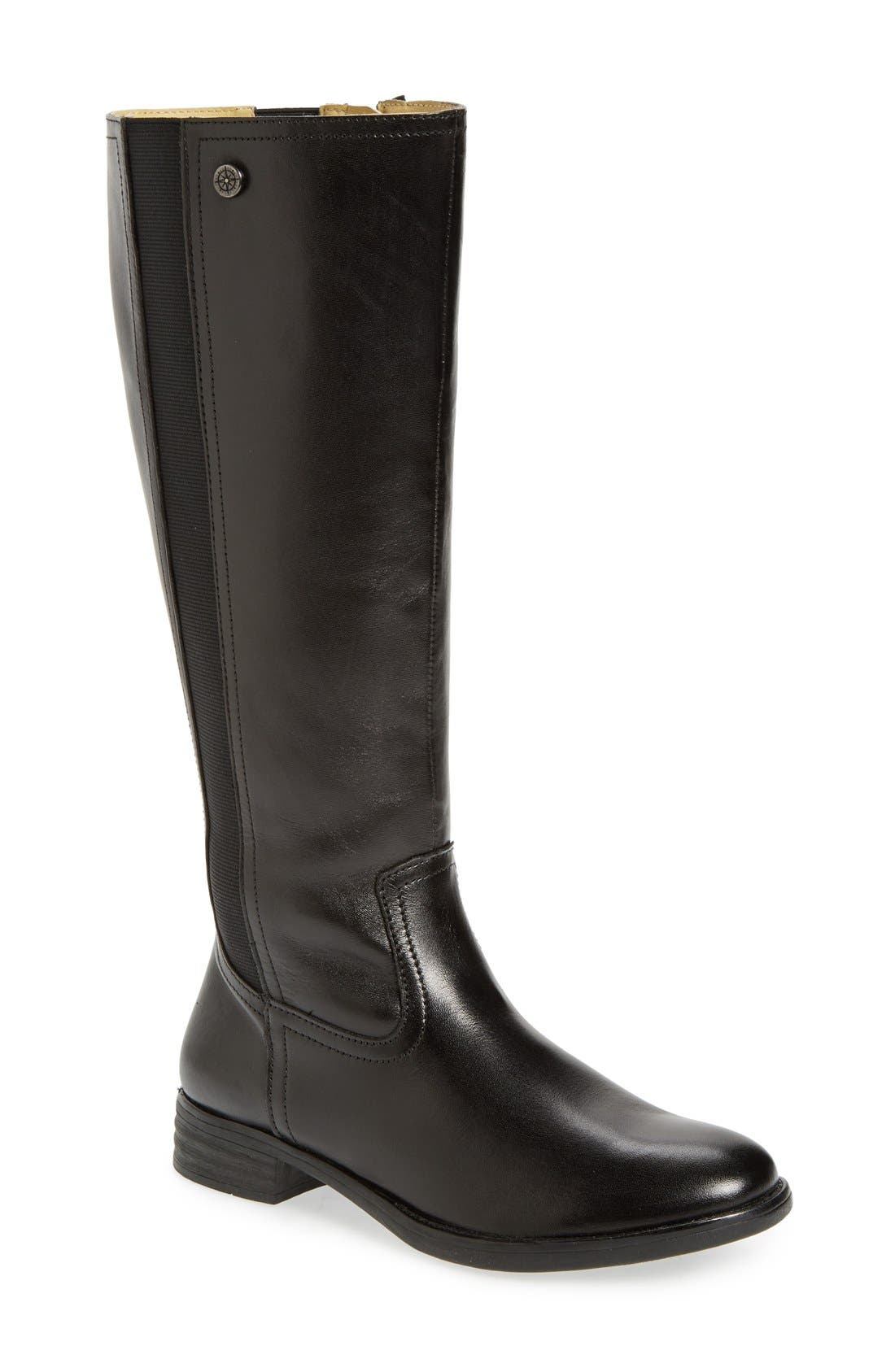 'Tanga' Riding Boot,                             Main thumbnail 1, color,                             001