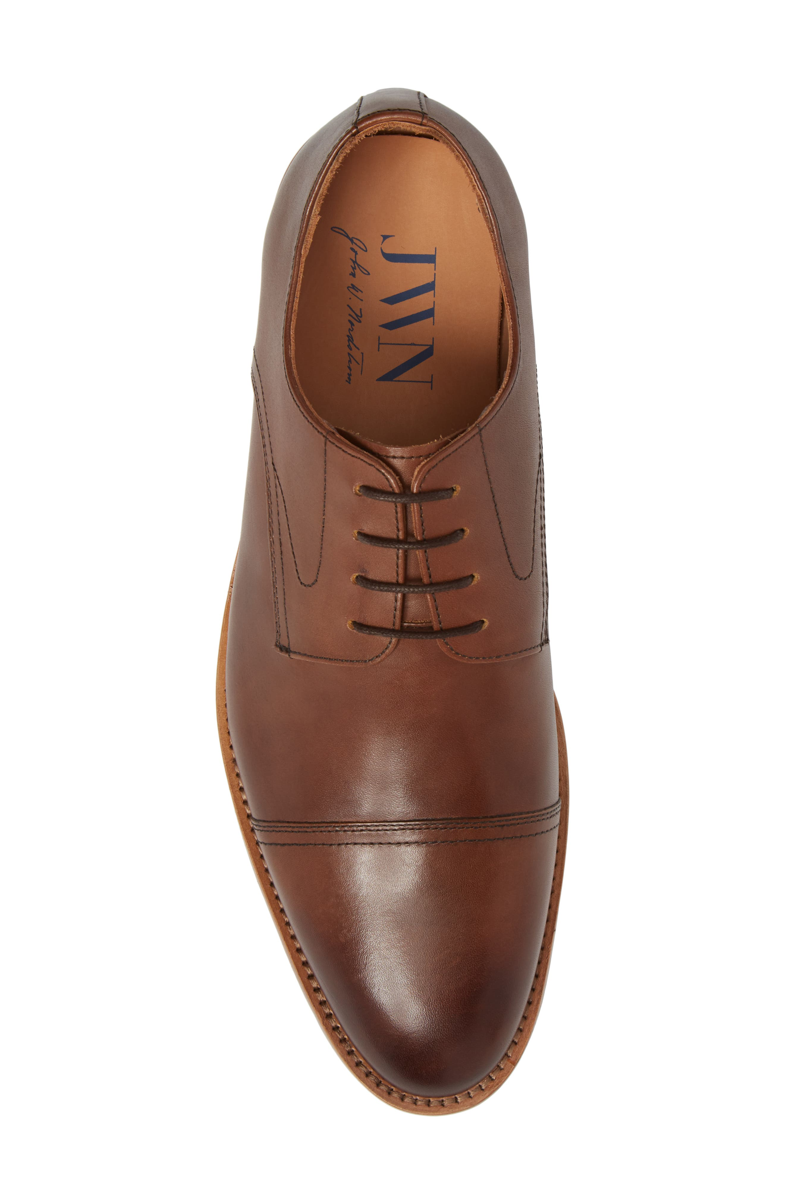 JOHN W. NORDSTROM<SUP>®</SUP>,                             Franco Cap Toe Derby,                             Alternate thumbnail 5, color,                             210