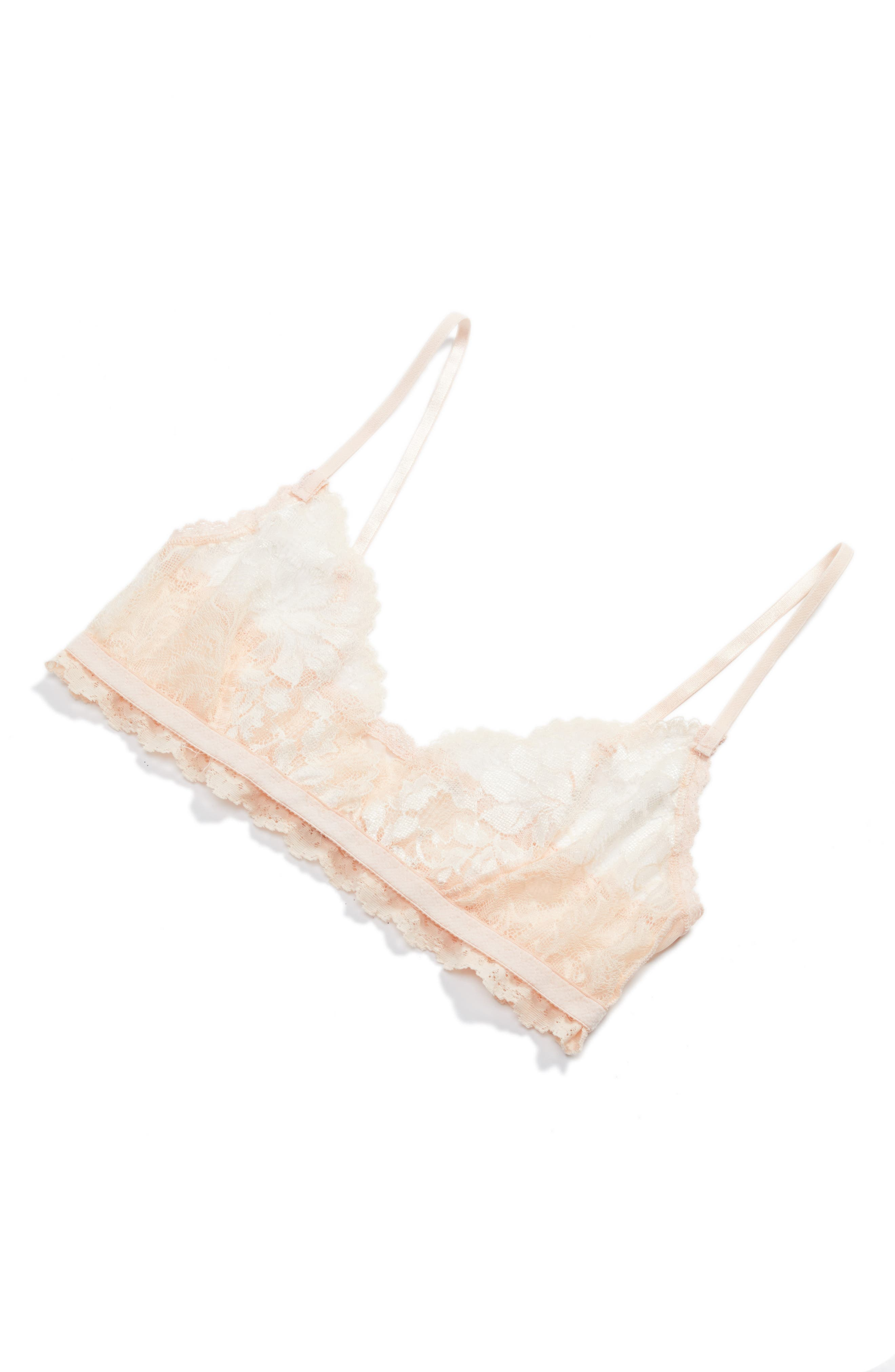 Alexia Lace Bralette,                             Alternate thumbnail 4, color,                             ALEXIA VAN