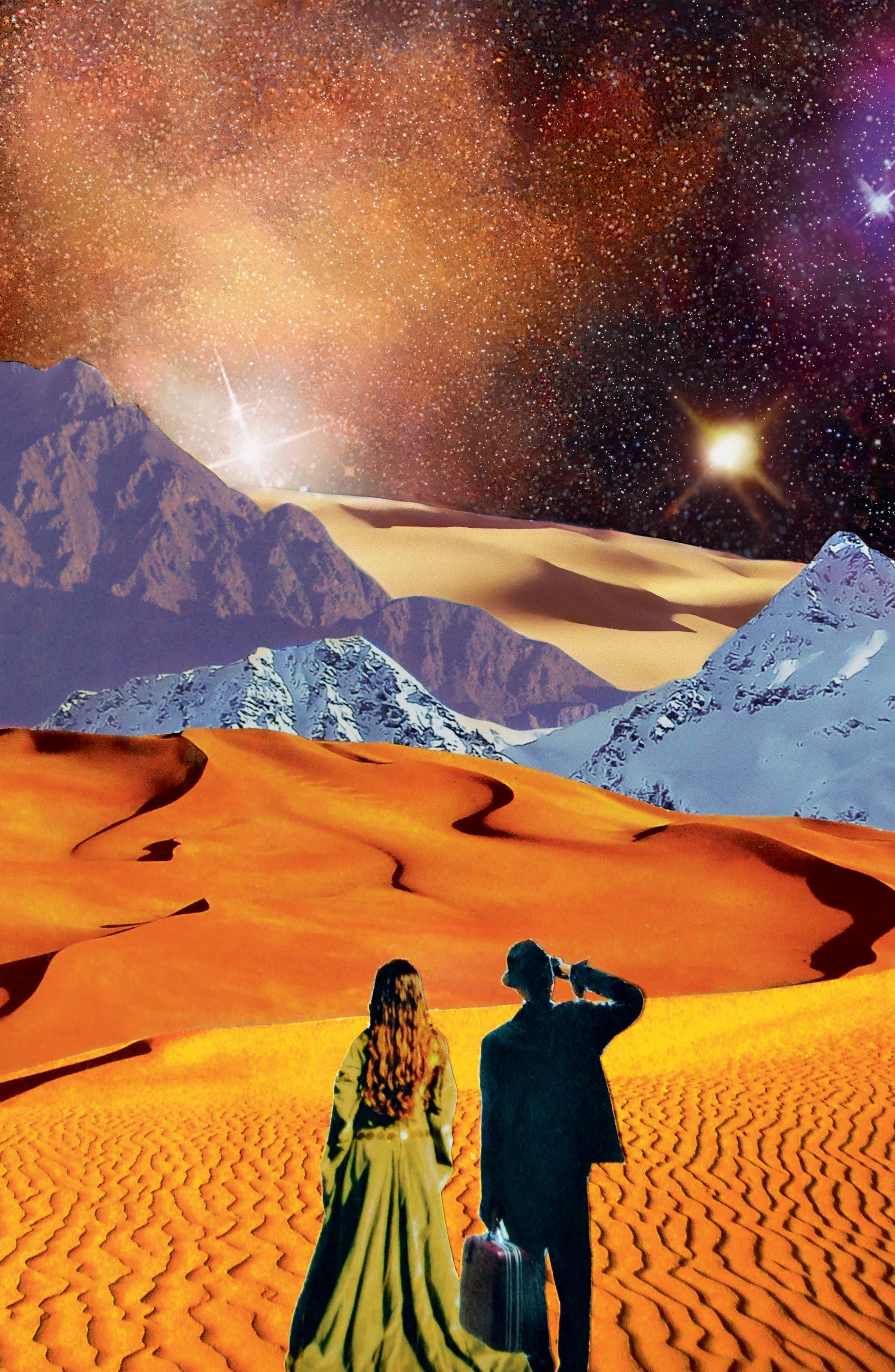 Replica Across Sands Eau de Parfum,                             Alternate thumbnail 3, color,                             NO COLOR