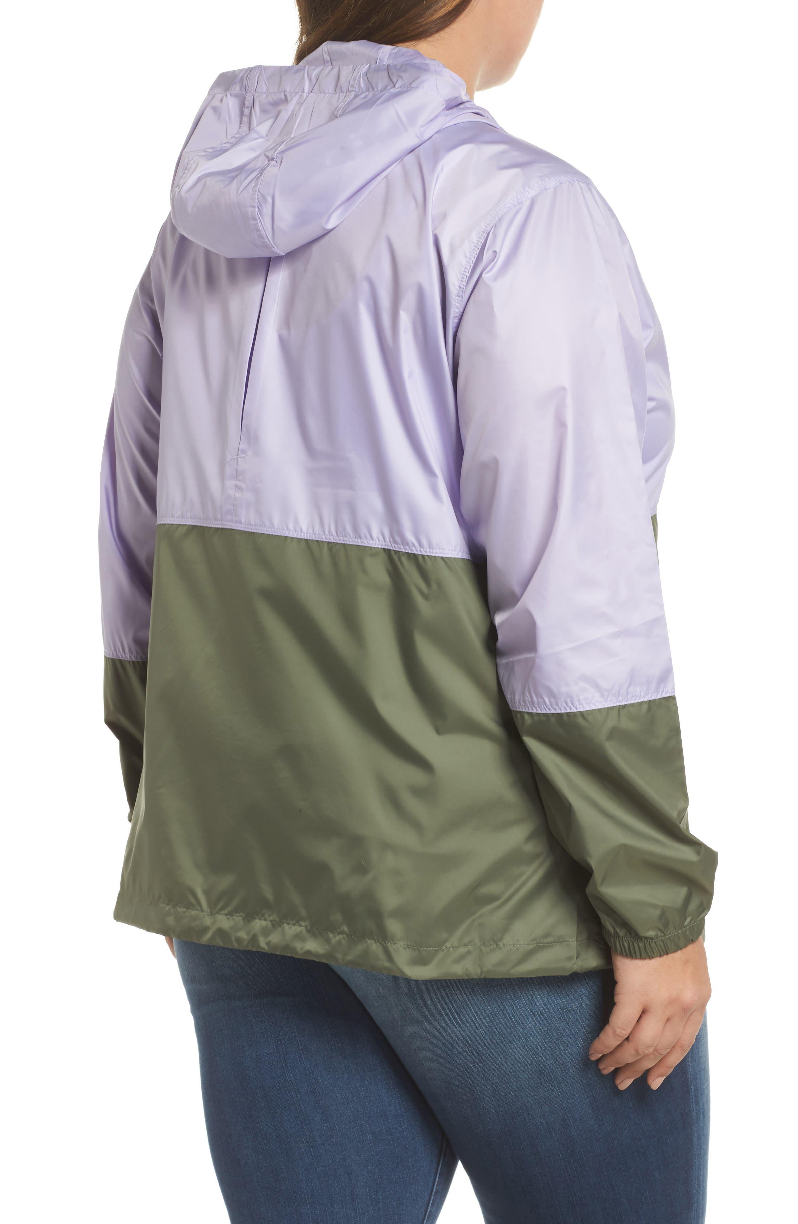 'Flash Forward<sup>™</sup>' Windbreaker Jacket,                             Alternate thumbnail 2, color,                             505