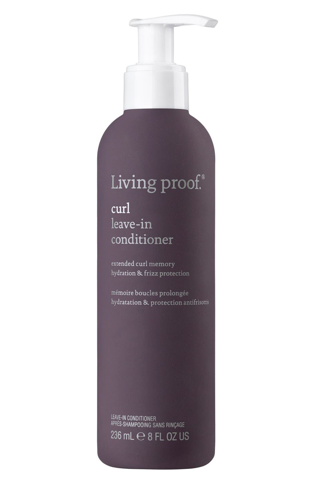 Curl Leave-In Conditioner,                             Main thumbnail 1, color,                             000