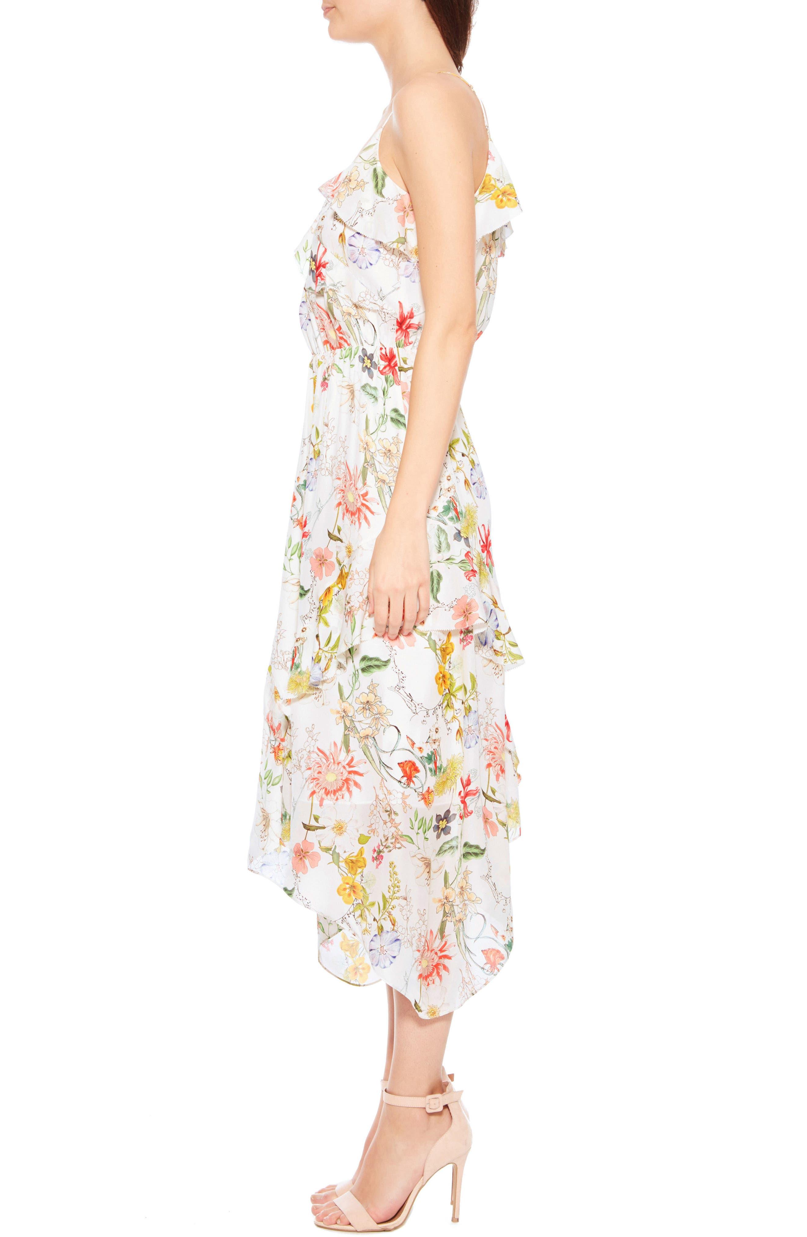 Vanna Dress,                             Alternate thumbnail 3, color,                             908