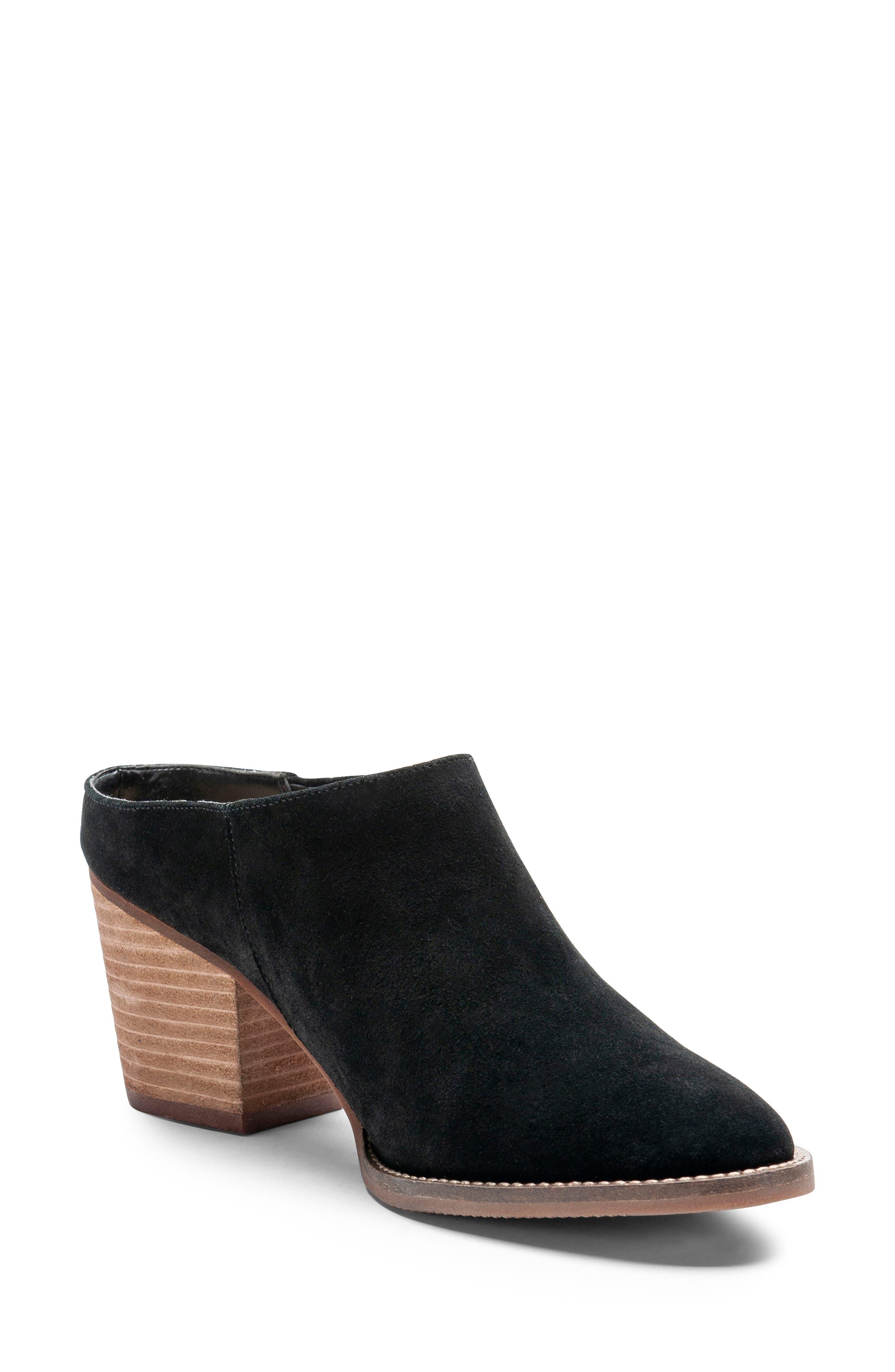 Blondo Norwich Mule- Black