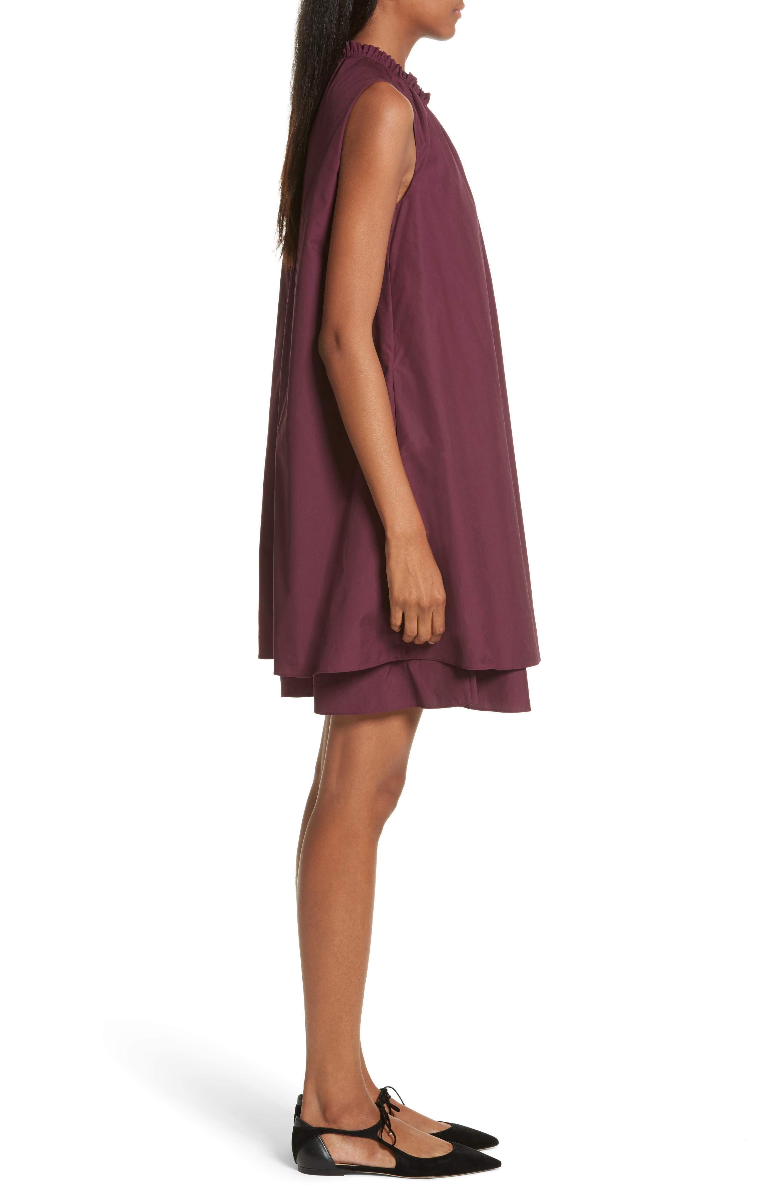 Ezmay Tiered Shift Dress,                             Alternate thumbnail 3, color,                             930