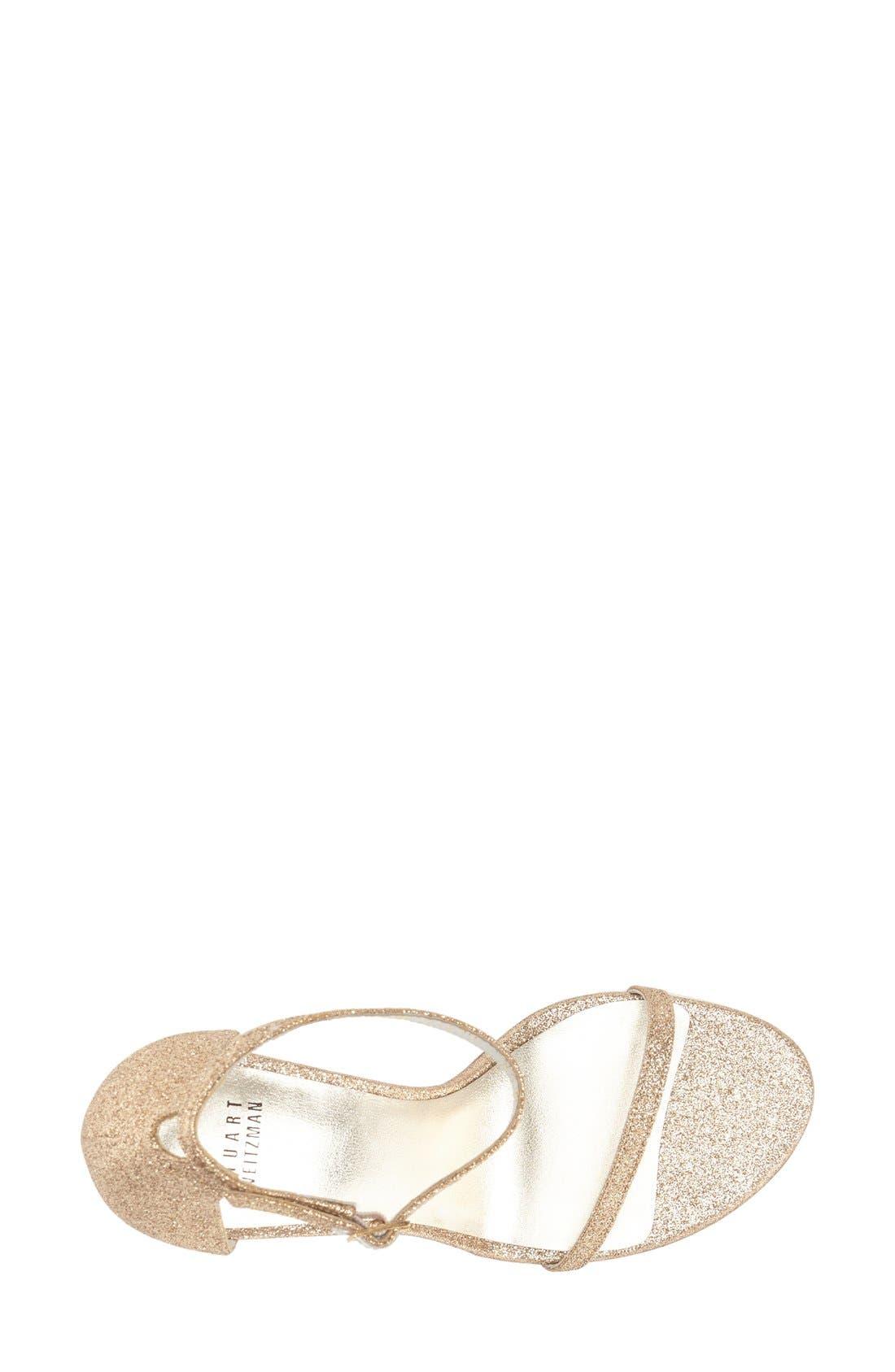 Nudistsong Ankle Strap Sandal,                             Alternate thumbnail 128, color,