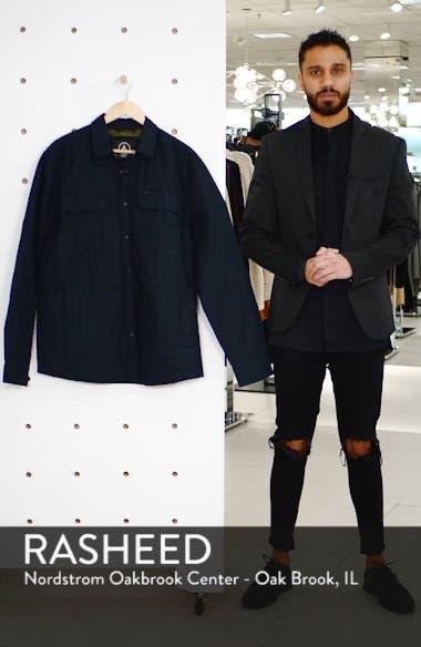 Larkin Quilted Shirt Jacket, sales video thumbnail