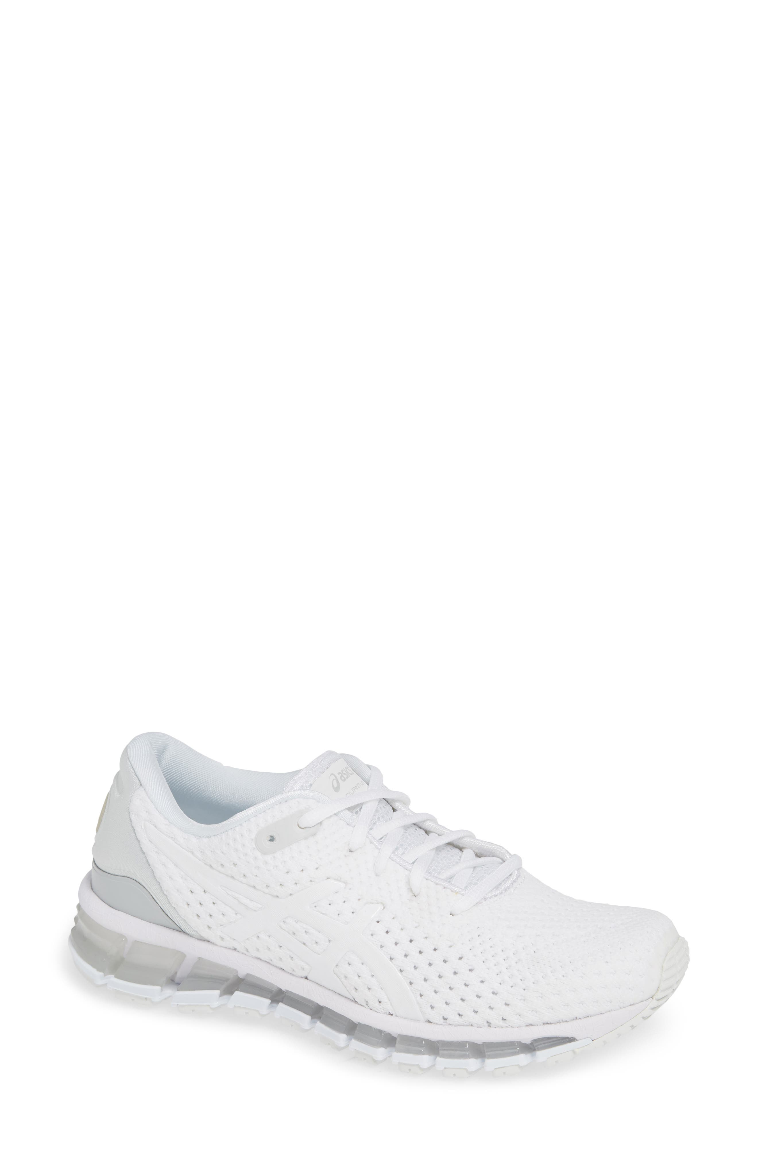 Asics Gel-Quantum 360 Running Shoe B - White