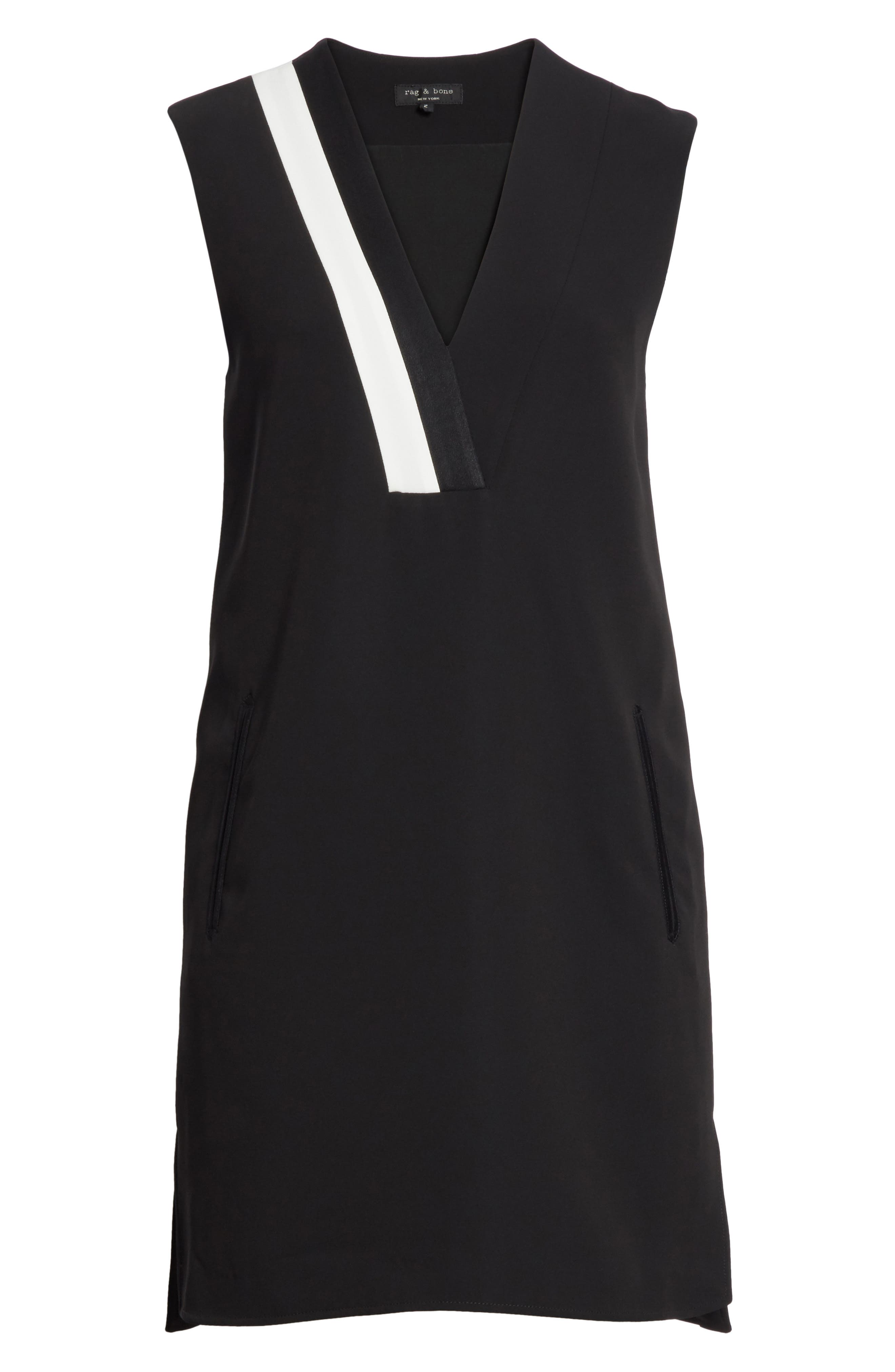 Lodwick Dress,                             Alternate thumbnail 6, color,                             001