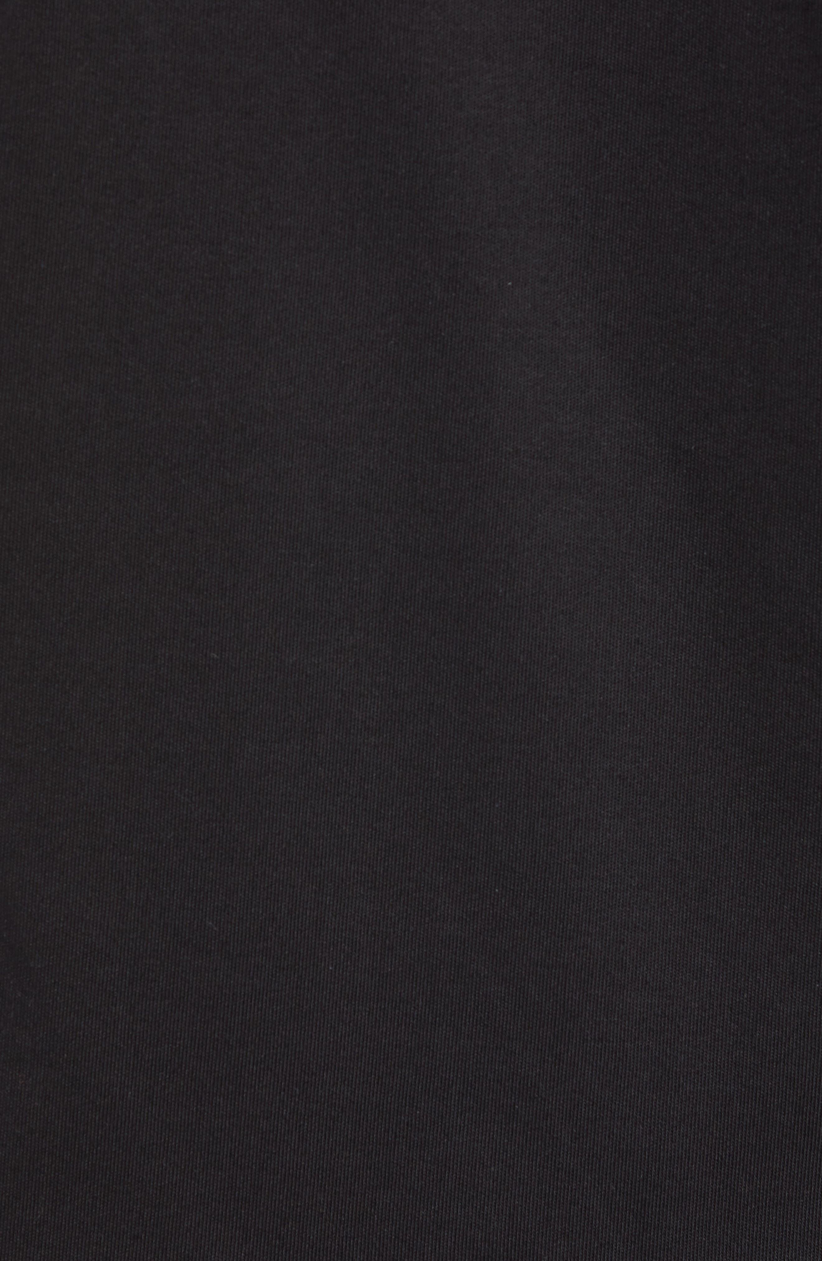 Darti Hoodie Sweatshirt,                             Alternate thumbnail 5, color,                             001