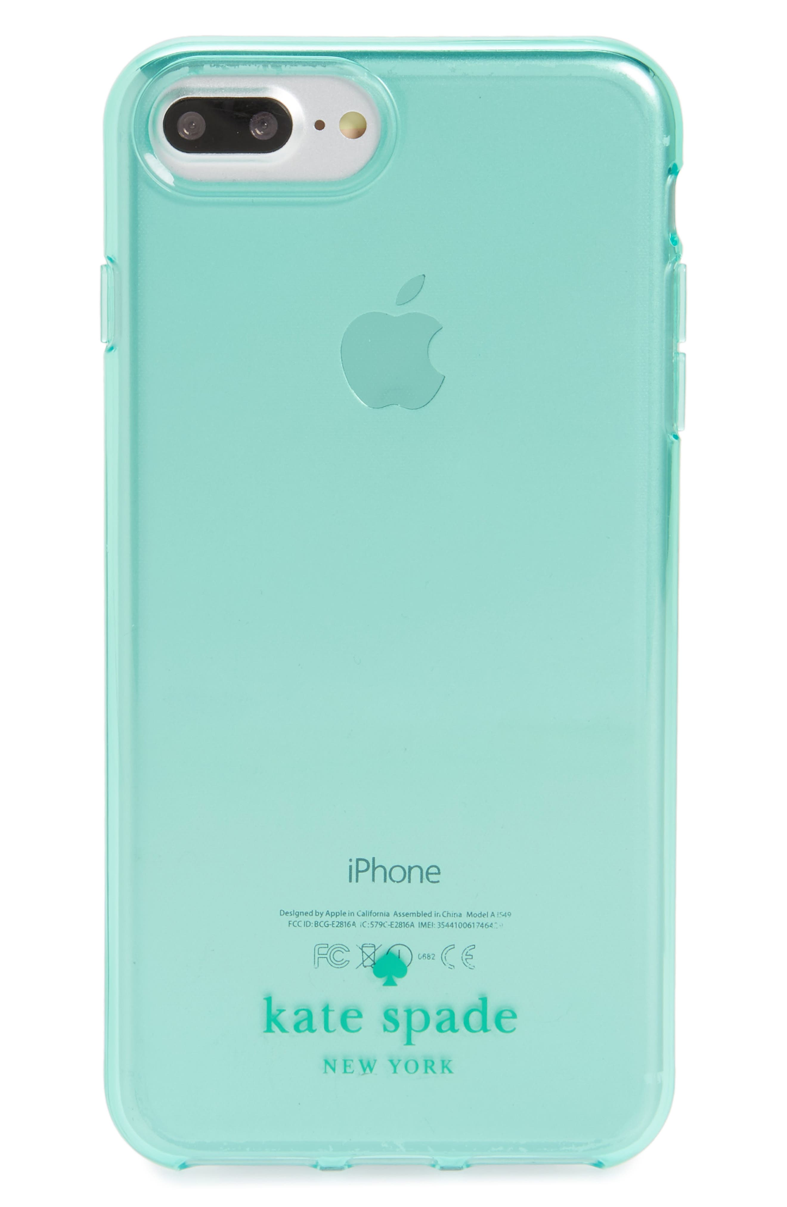 tinted iPhone 7/8 & 7/8 Plus case,                             Main thumbnail 2, color,
