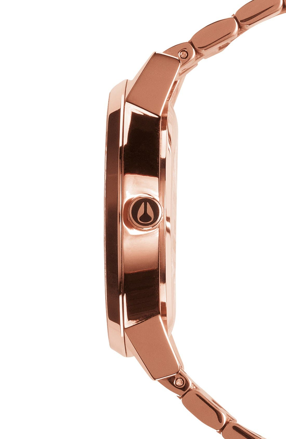 'The Kensington' Bracelet Watch, 37mm,                             Alternate thumbnail 4, color,                             710