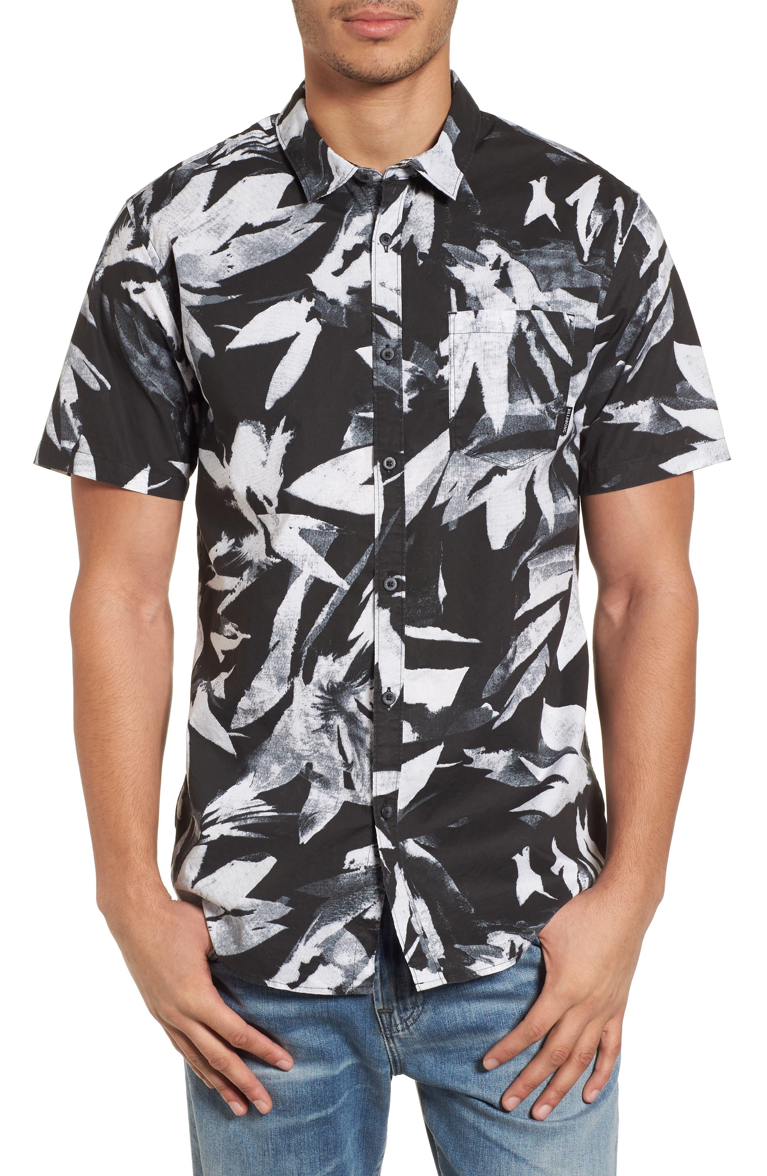 Sundays Floral Shirt,                         Main,                         color, 001