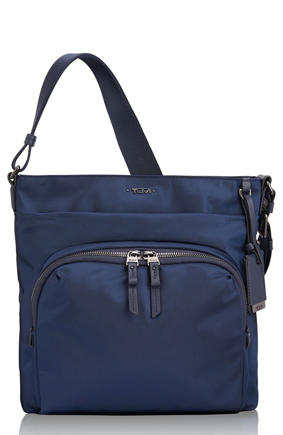 Voyageur - Capri Nylon Crossbody Bag,                             Main thumbnail 10, color,