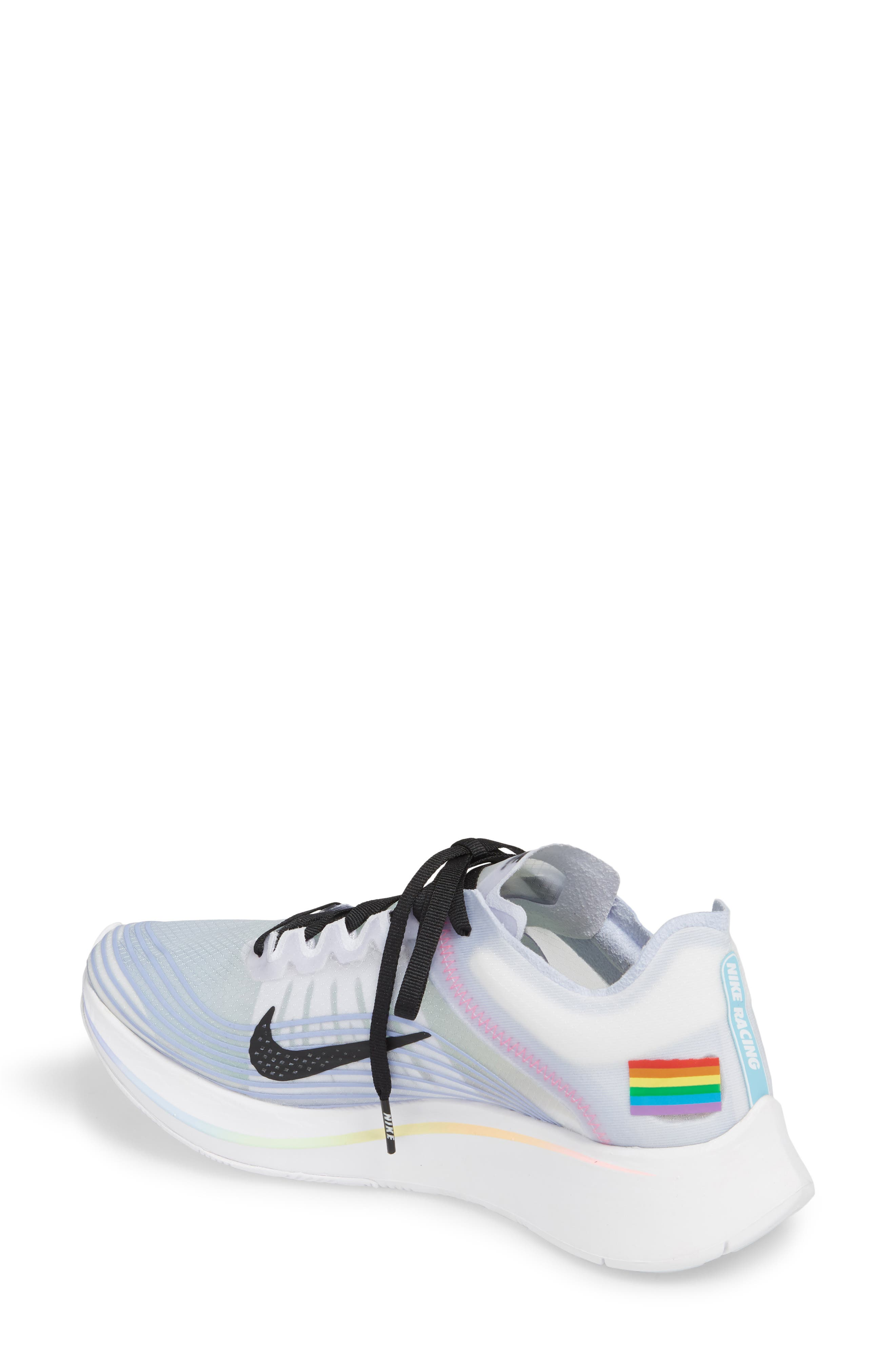 Nordstrom x Nike Zoom Fly BETRUE Running Shoe,                             Alternate thumbnail 2, color,                             105