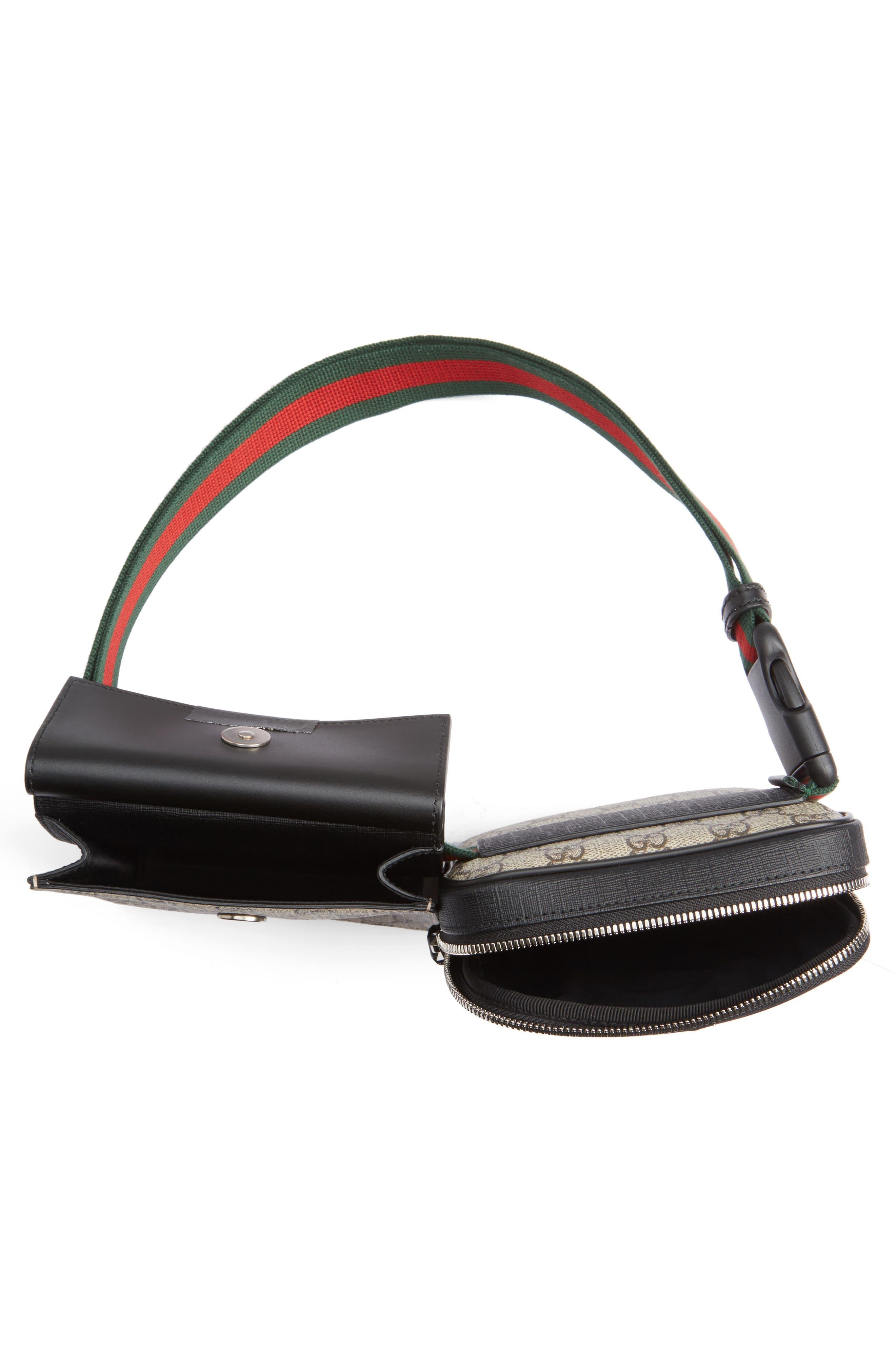 Band Belt Bag,                             Alternate thumbnail 4, color,                             250