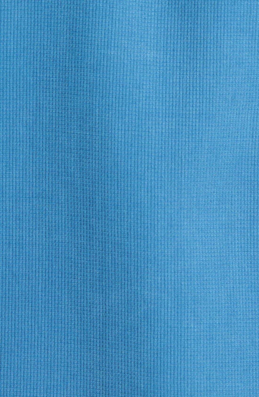 'Weber' Regular Fit Long Sleeve Silk & Cotton Sport Shirt,                             Alternate thumbnail 5, color,                             433