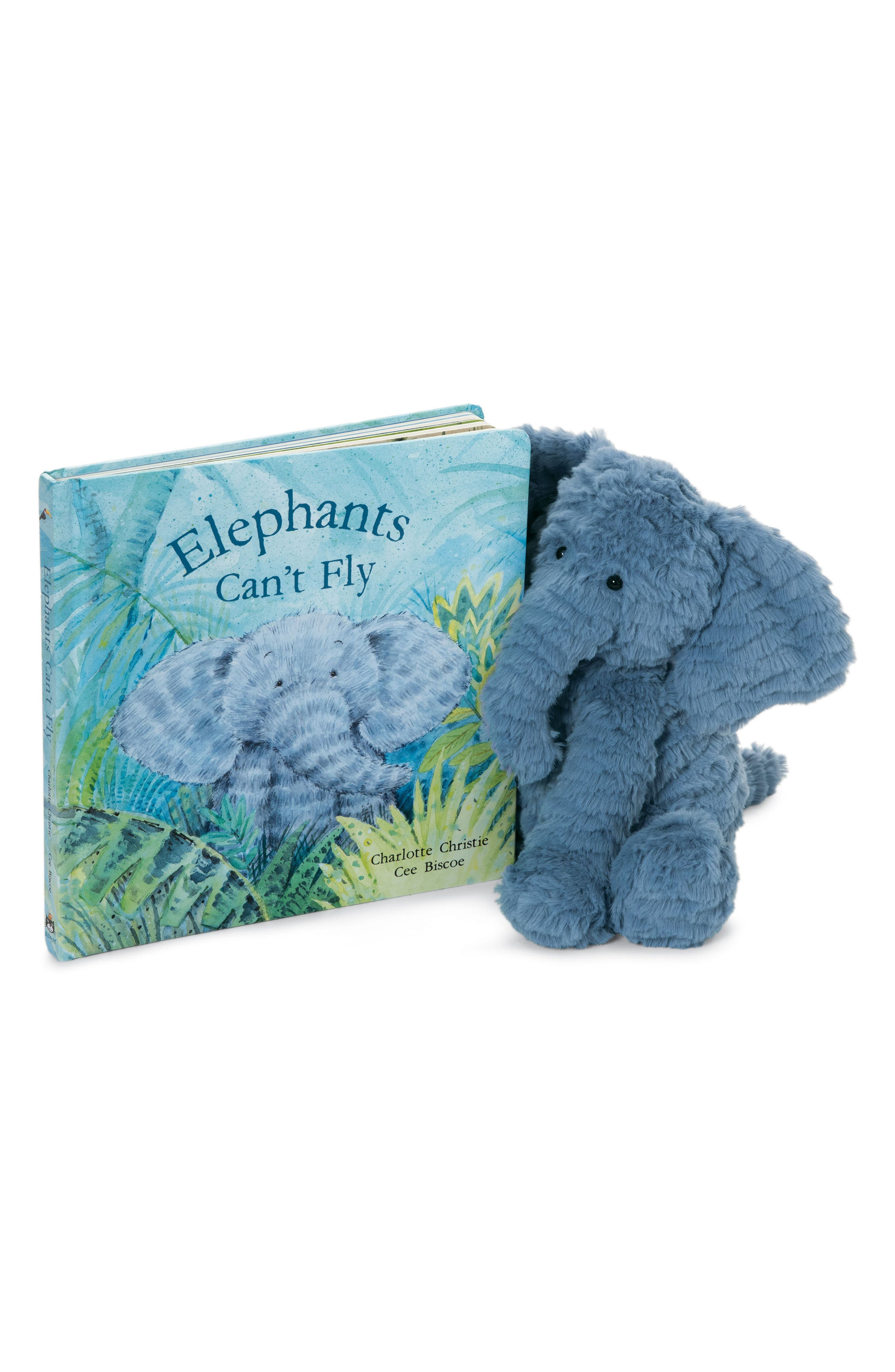 Elephants Can't Fly Book,                         Main,                         color, 400