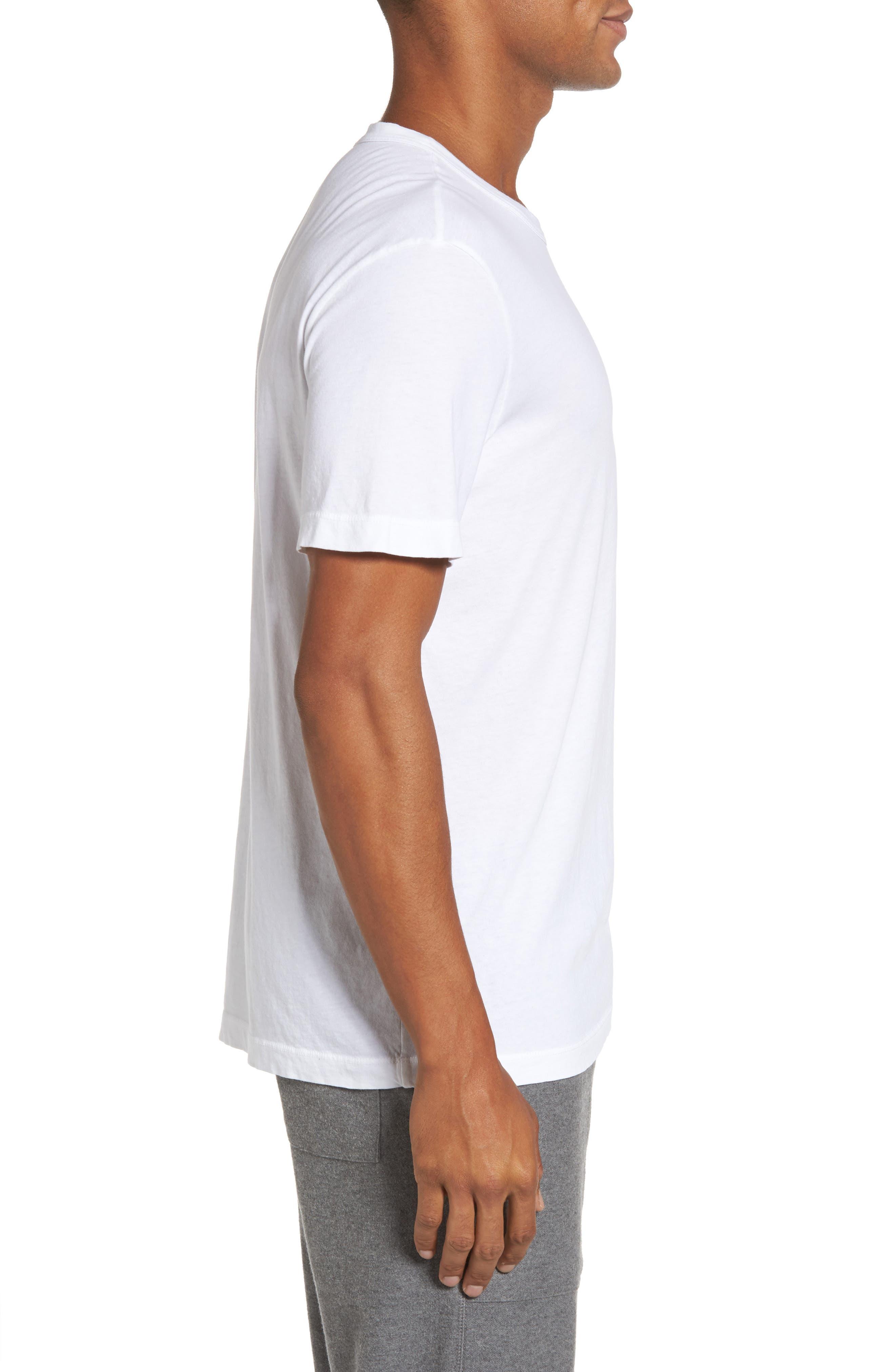 Crewneck Jersey T-Shirt,                             Alternate thumbnail 317, color,