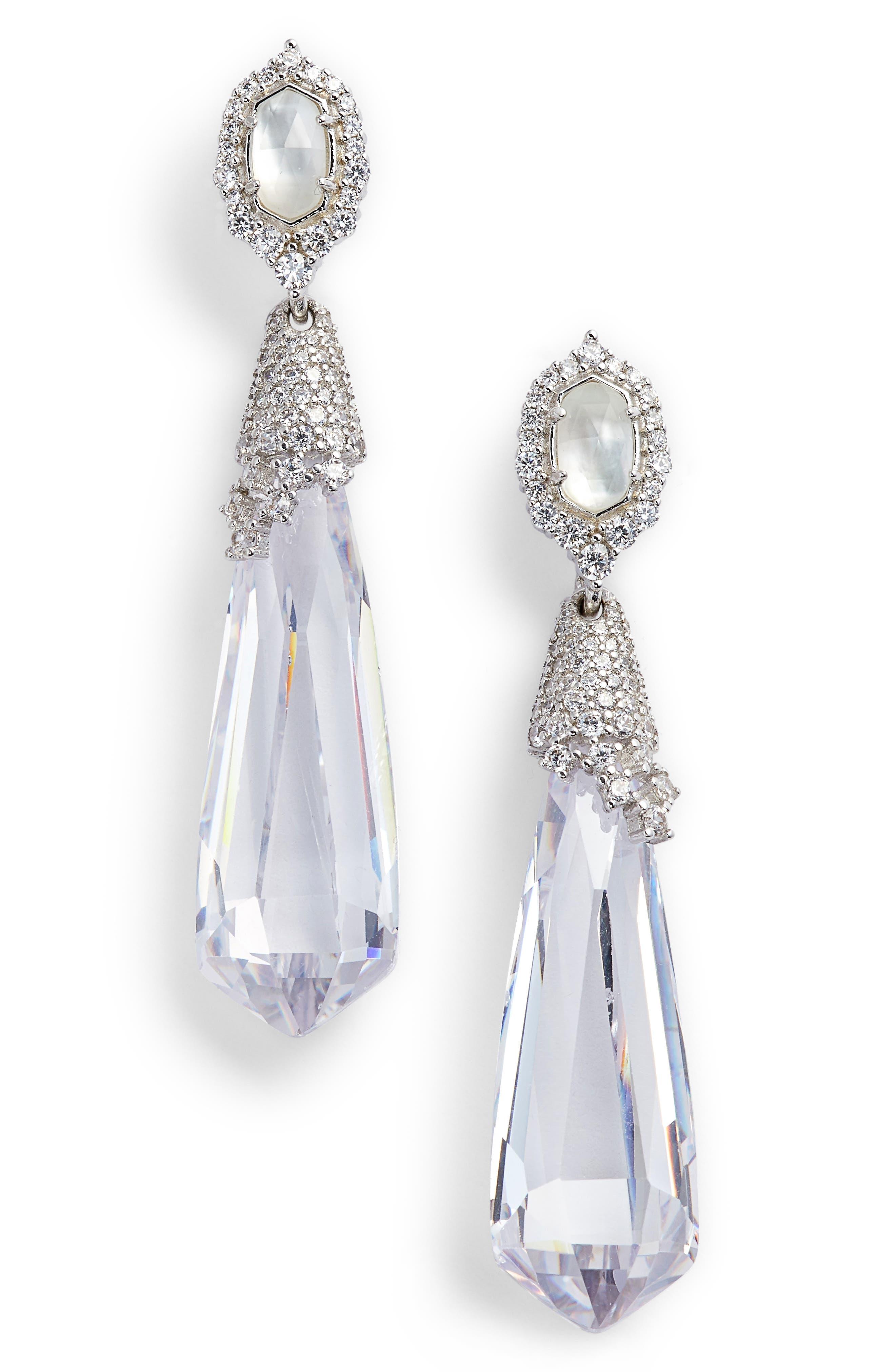 Faye Teardrop Earrings,                         Main,                         color, 040