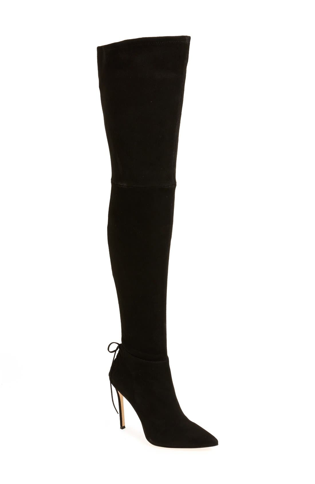 'Caterina' Over the Knee Boot,                             Main thumbnail 3, color,