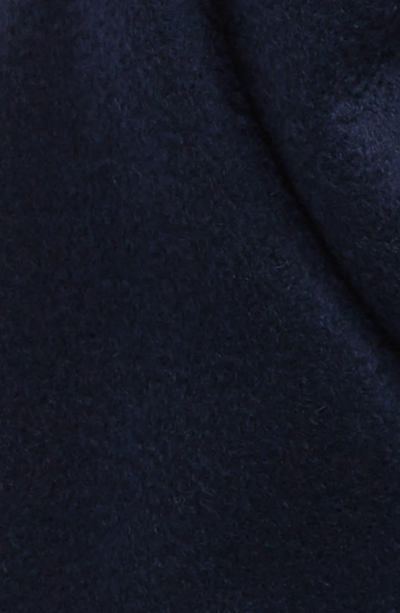 Cashmere Wrap Scarf,                             Alternate thumbnail 3, color,                             001