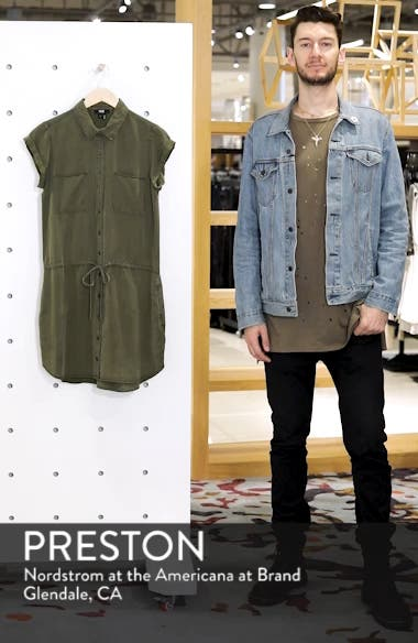 Mila Shirtdress, sales video thumbnail