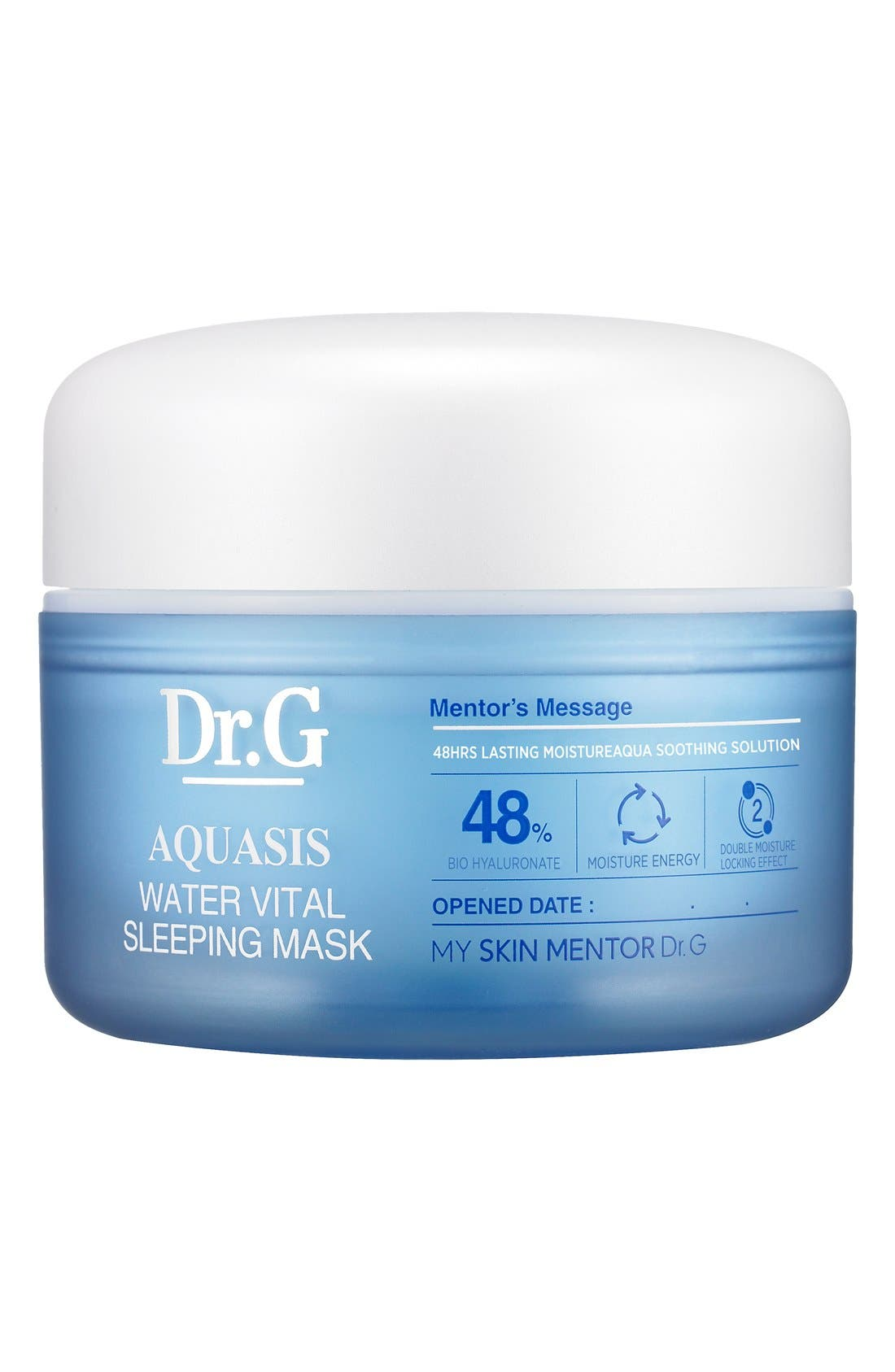 Aquasis Vital Sleeping Mask,                         Main,                         color, 000