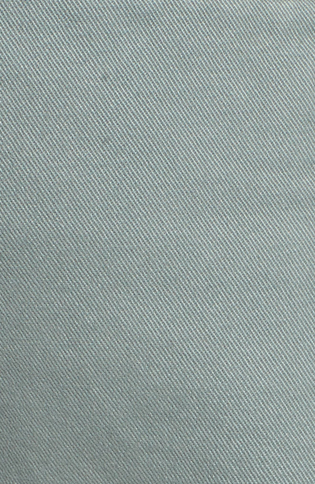 Tailored Fit Washed Stretch Cotton Chinos,                             Alternate thumbnail 170, color,