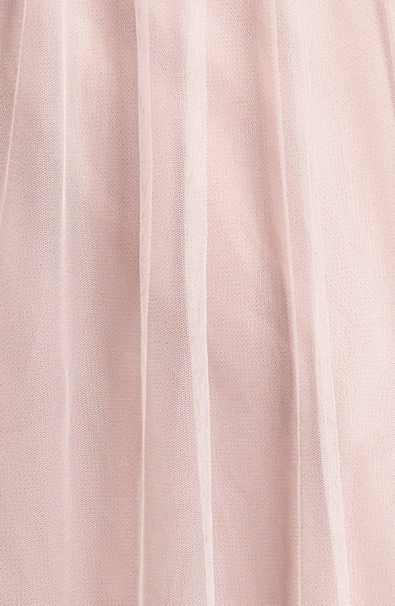 Illusion Gown,                             Alternate thumbnail 15, color,