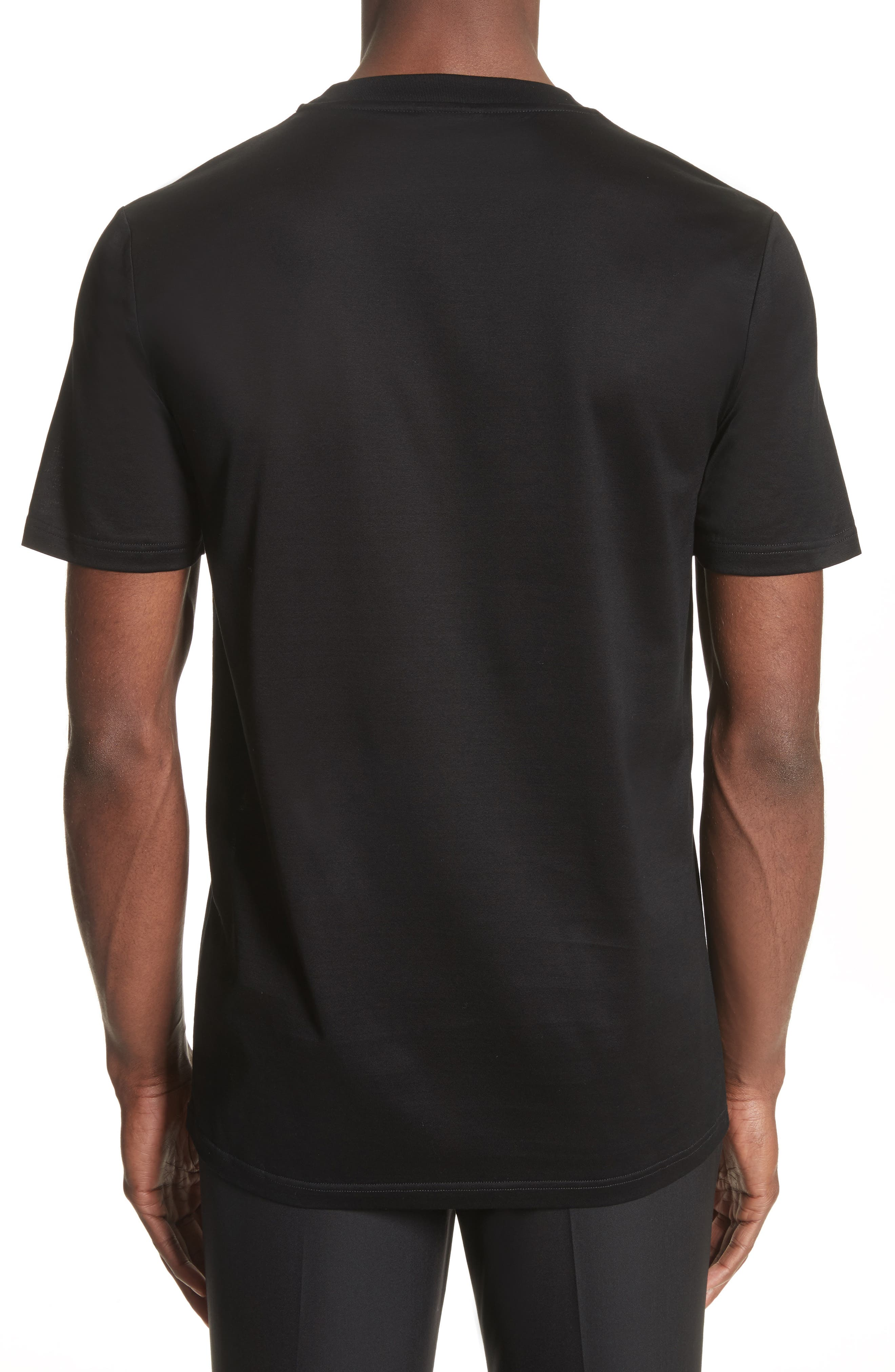 L Pocket T-Shirt,                             Alternate thumbnail 2, color,                             001