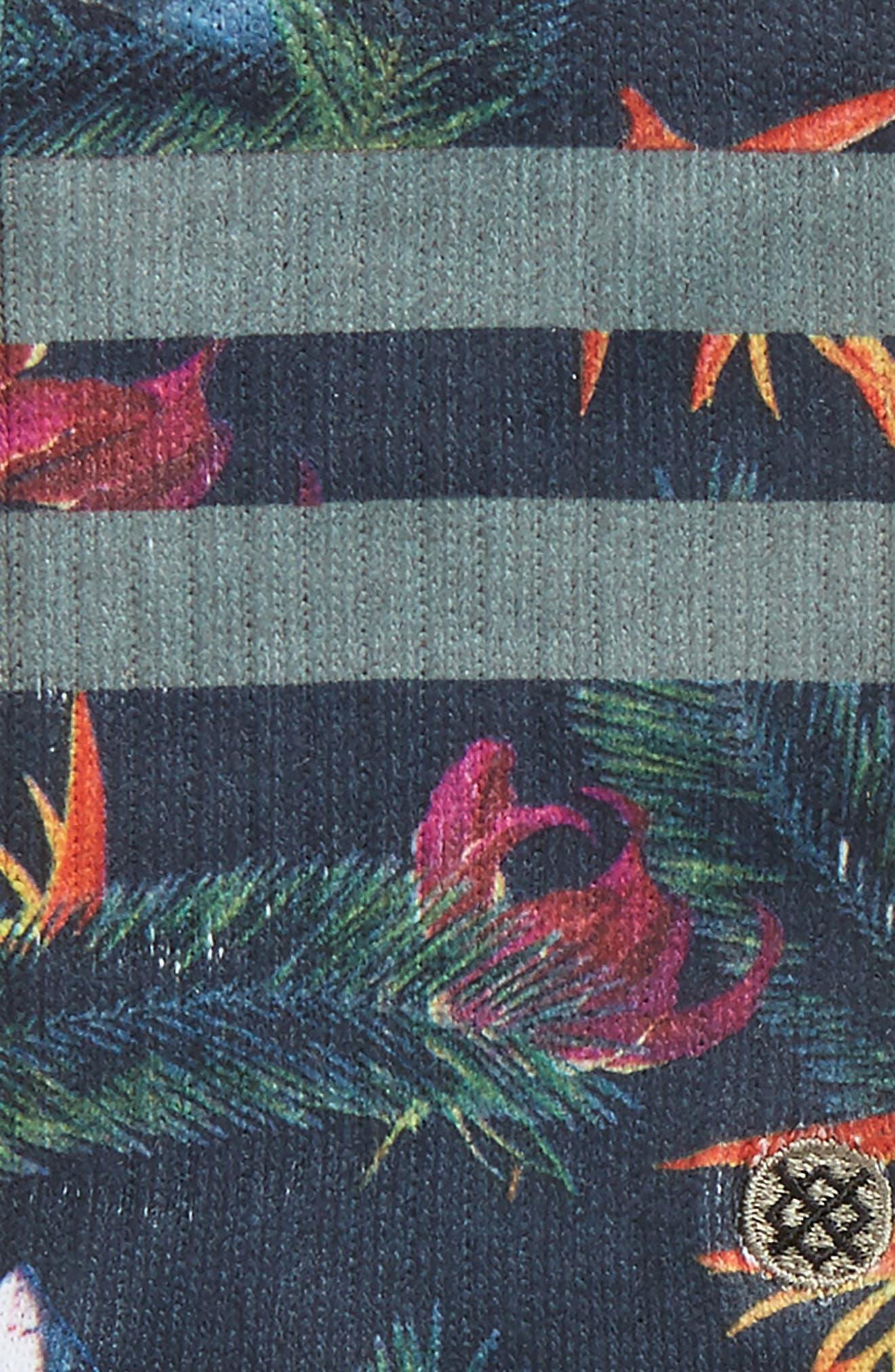 Fish Food Crew Socks,                             Alternate thumbnail 2, color,                             001