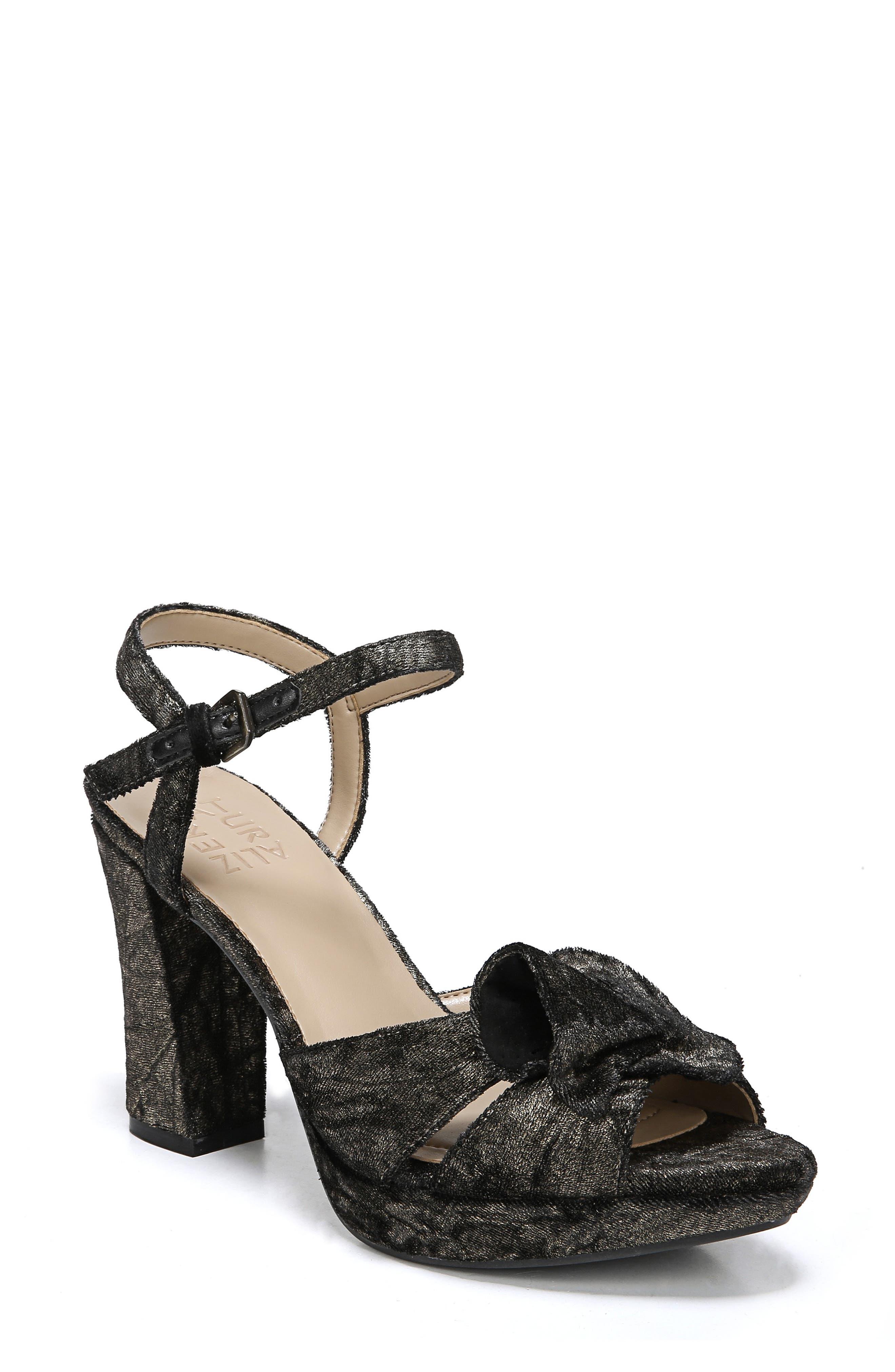 Naturalizer Adelle Sandal, Metallic