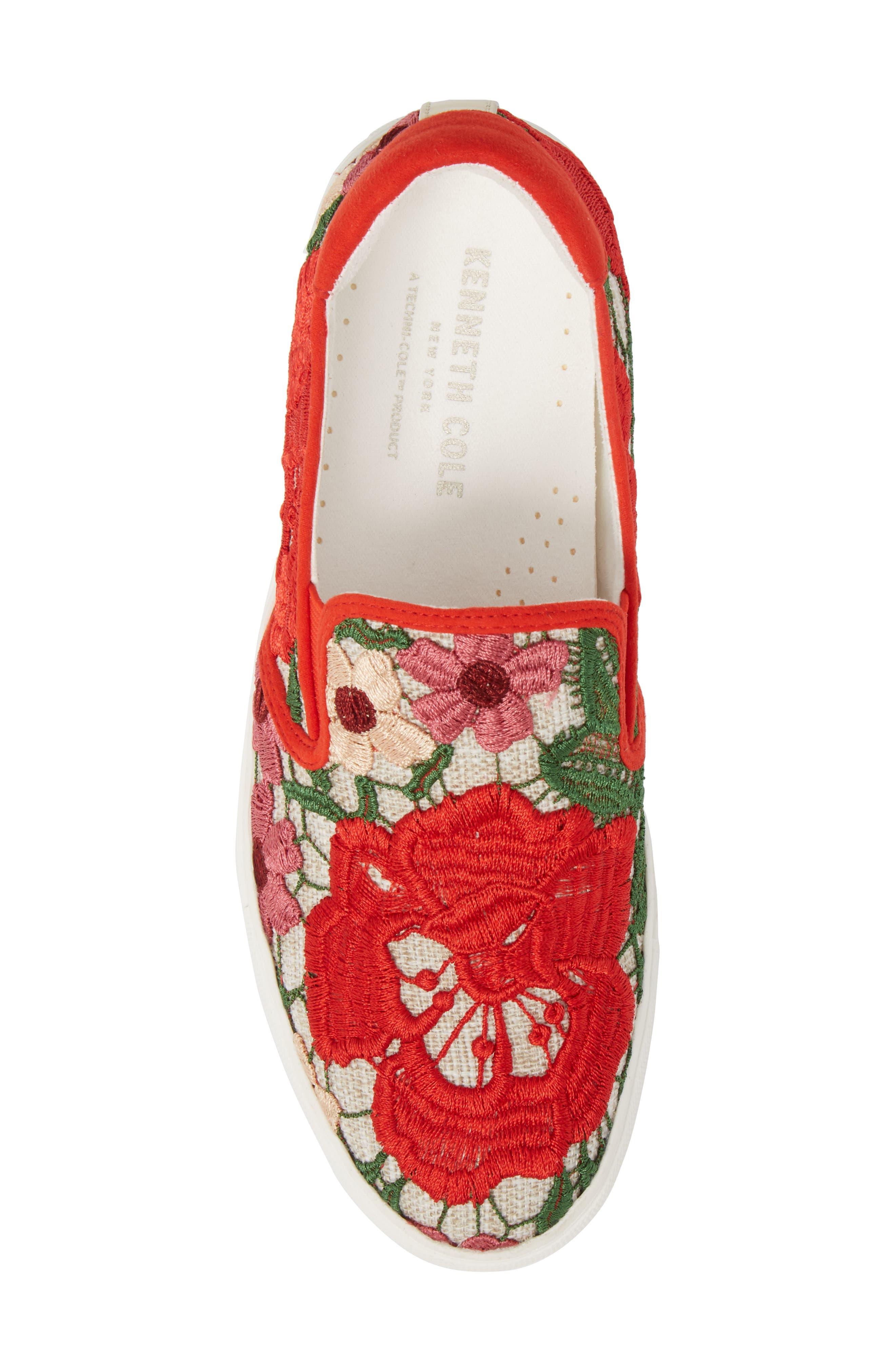 Joanie Slip-On Platform Sneaker,                             Alternate thumbnail 52, color,