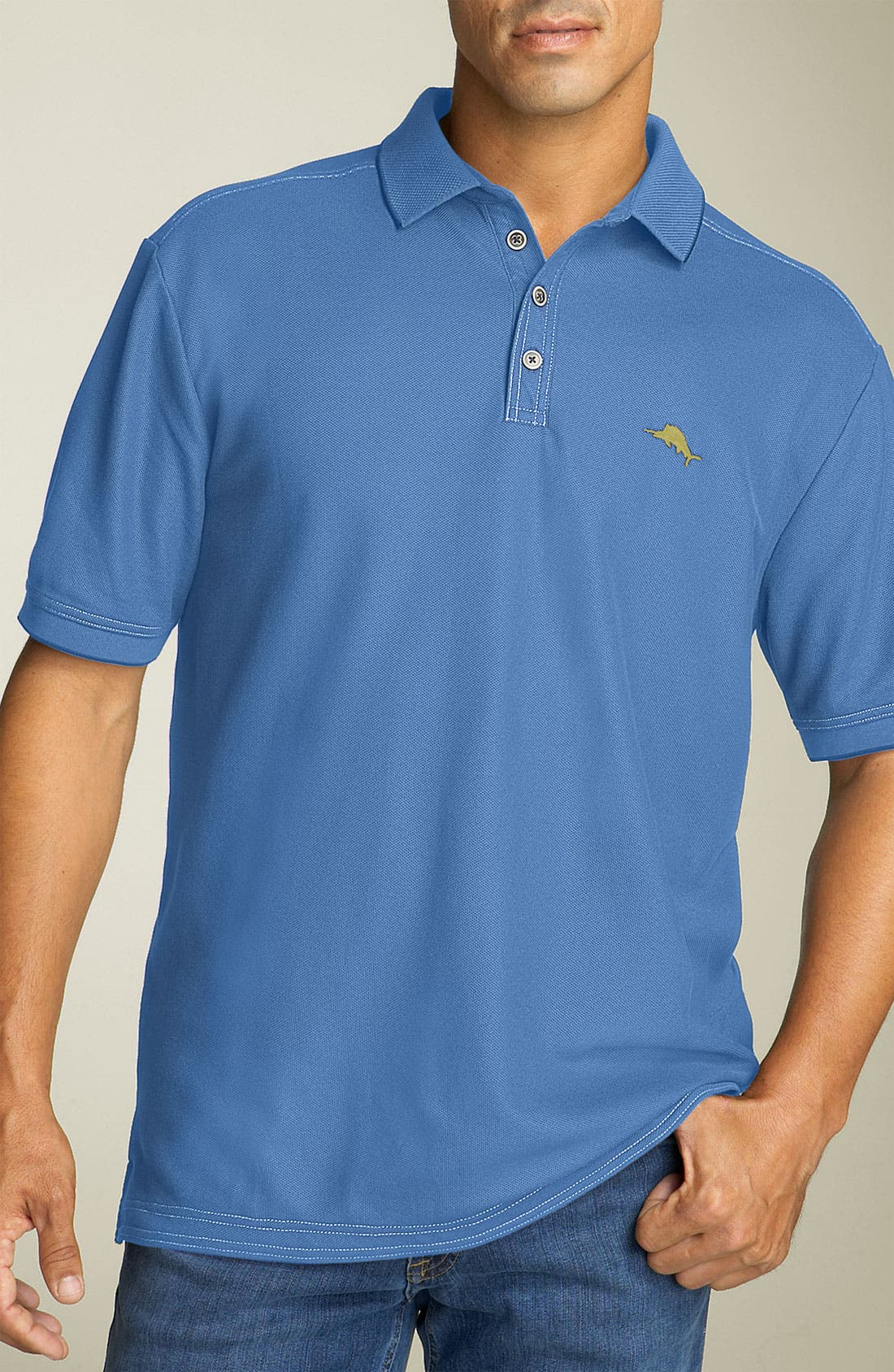 'The Emfielder' Original Fit Piqué Polo,                             Main thumbnail 51, color,