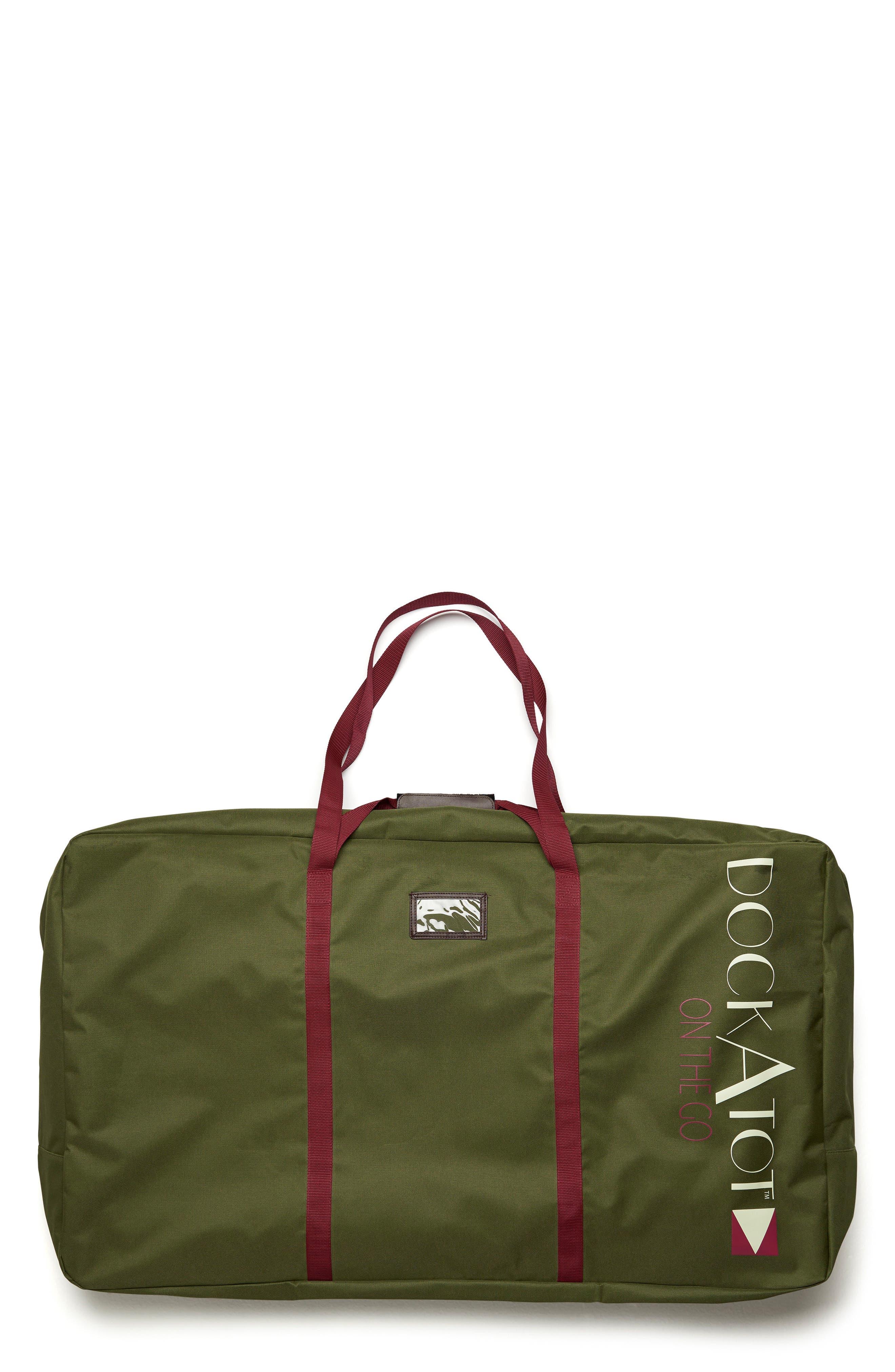 Grand Transport Bag,                         Main,                         color, MOSS GREEN