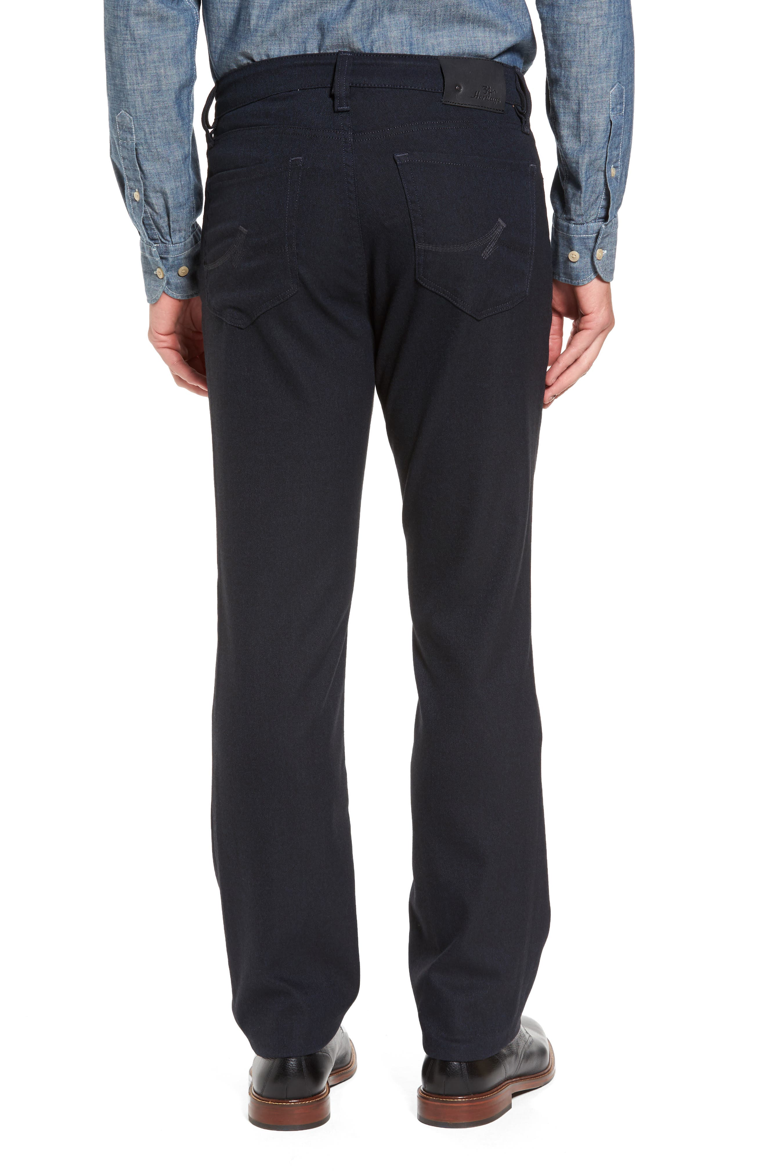 Charisma Relaxed Fit Jeans,                             Alternate thumbnail 2, color,                             401
