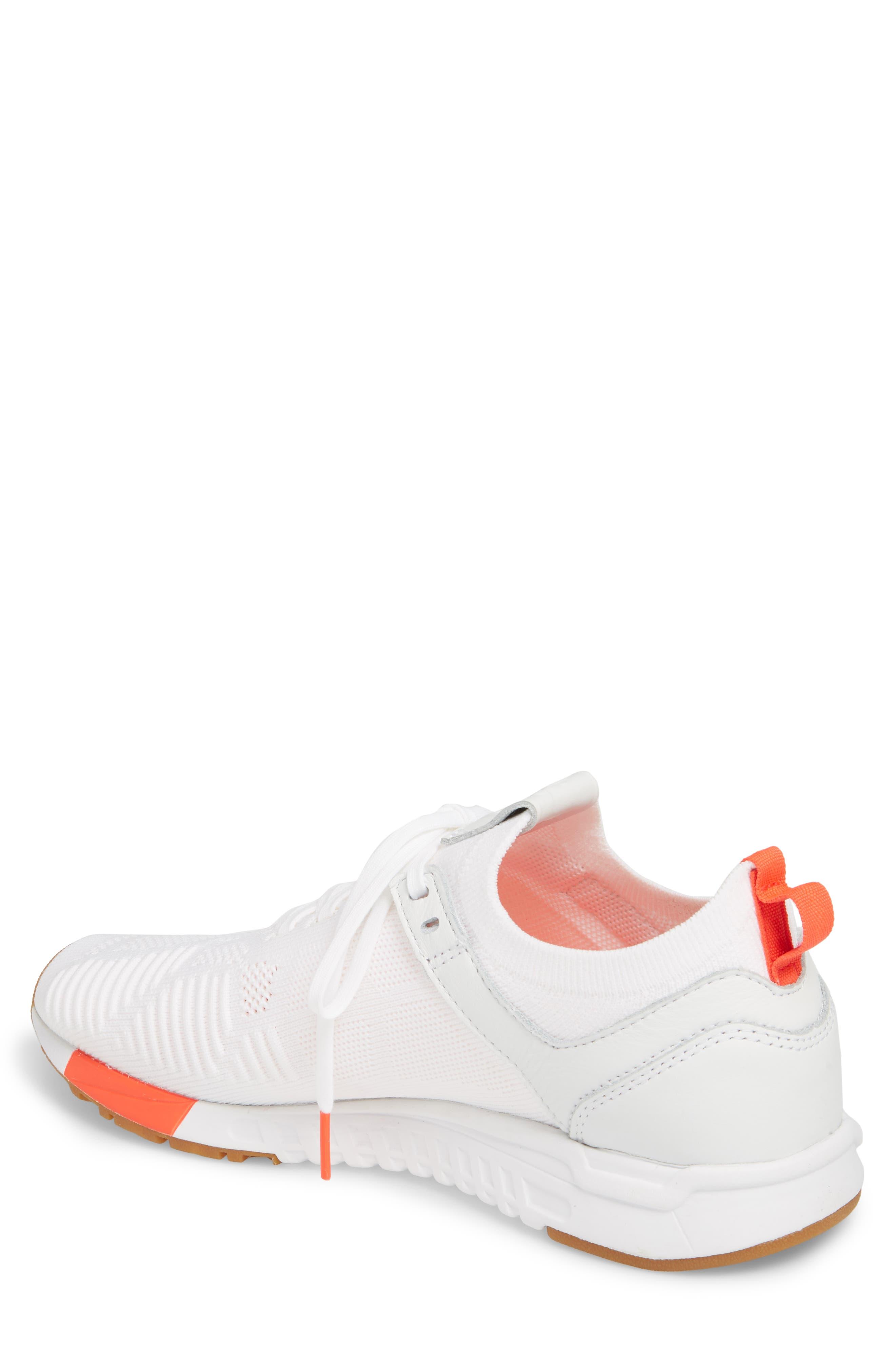 247 Sneaker,                             Alternate thumbnail 2, color,                             WHITE
