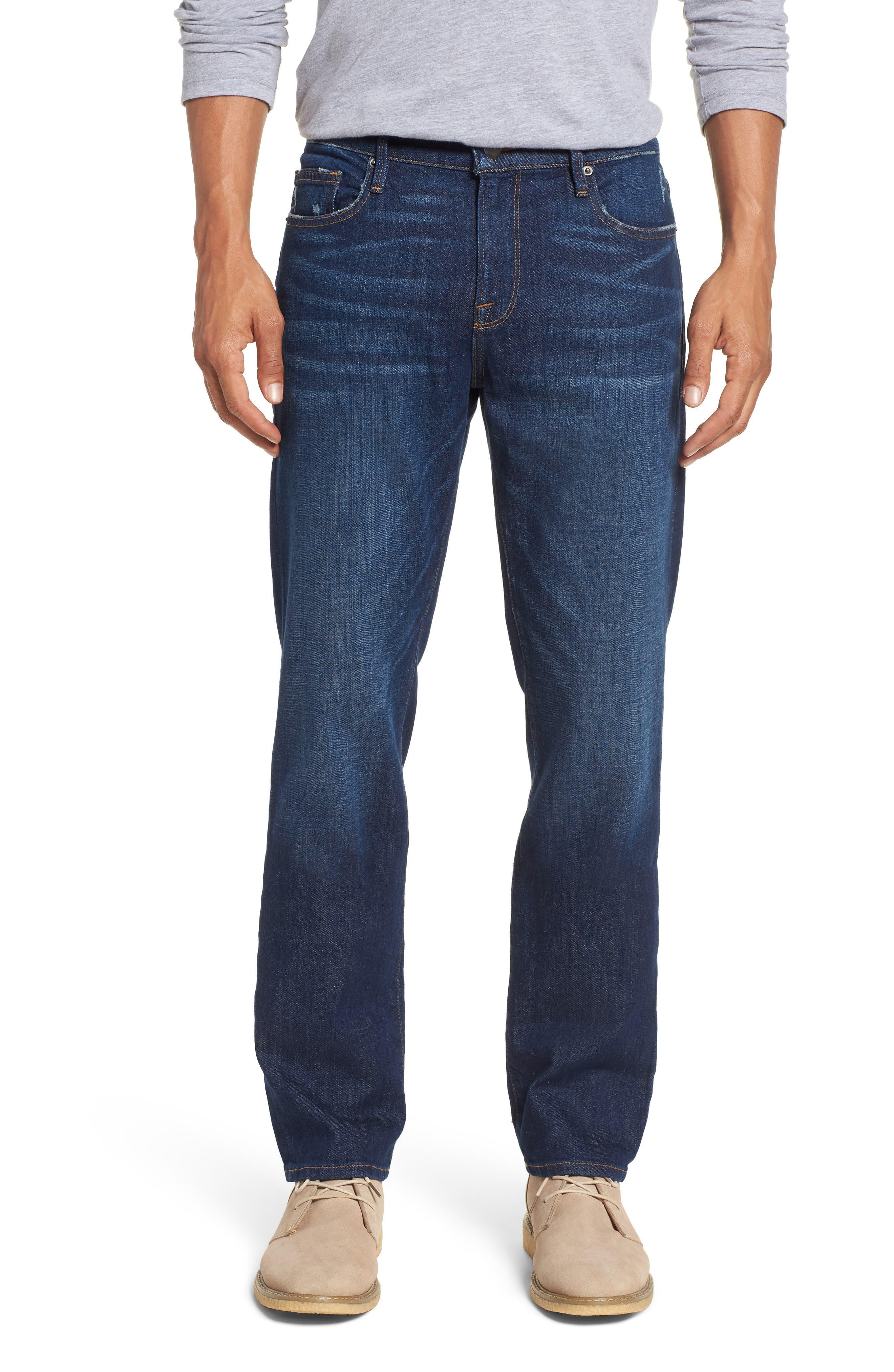 L'Homme Slim Fit Jeans,                             Main thumbnail 1, color,                             420