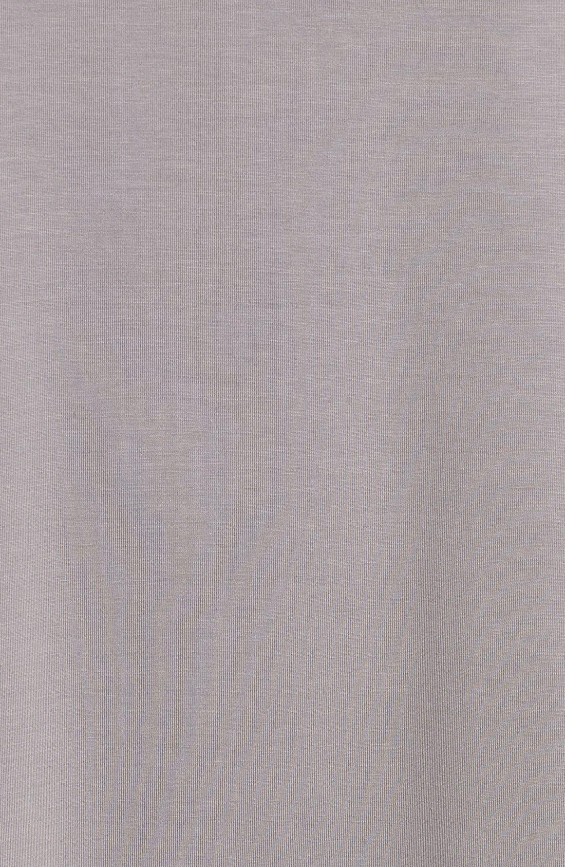 Stretch Cotton Shift Dress,                             Alternate thumbnail 32, color,