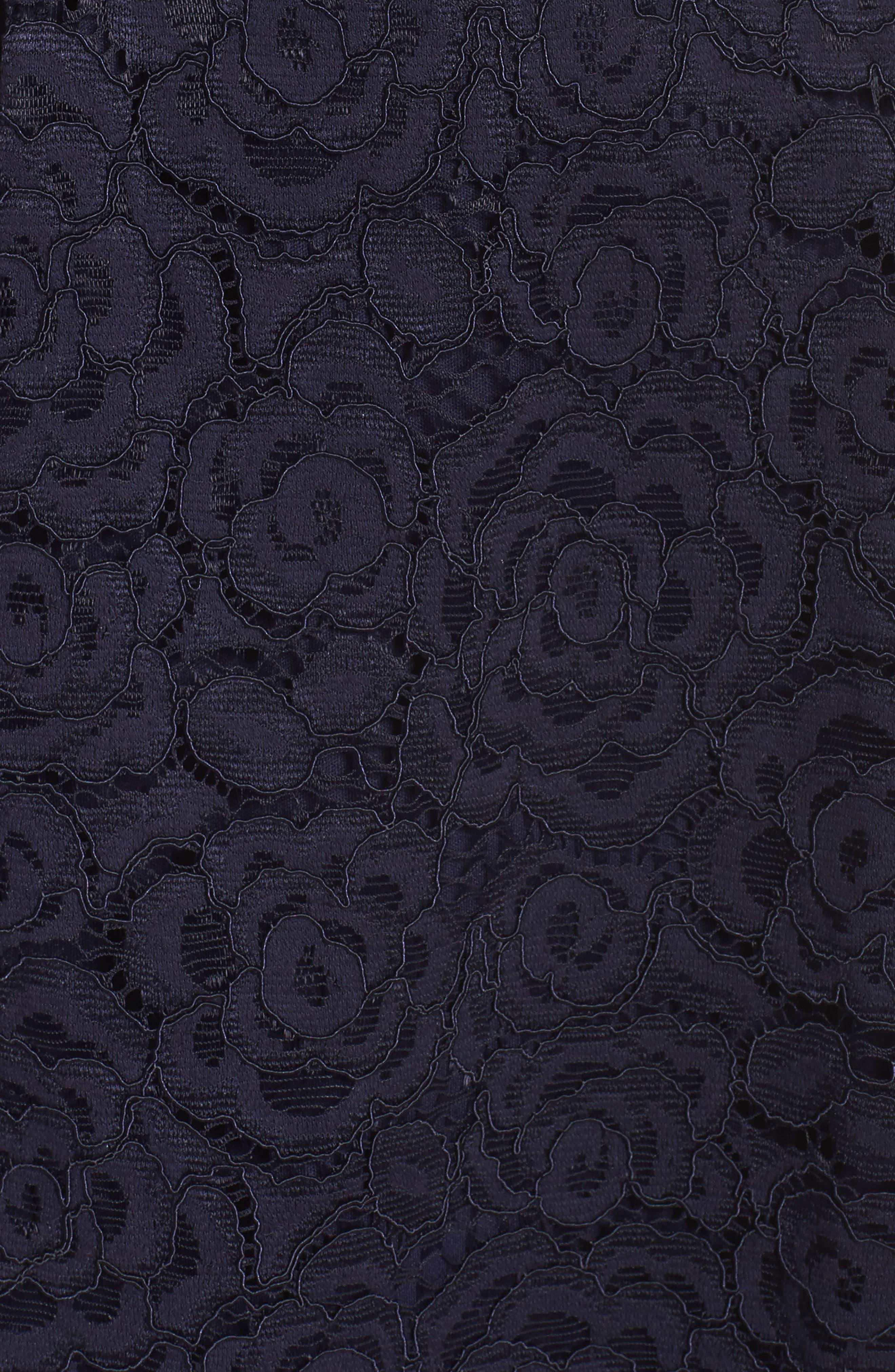 Lace Dress,                             Alternate thumbnail 5, color,                             410
