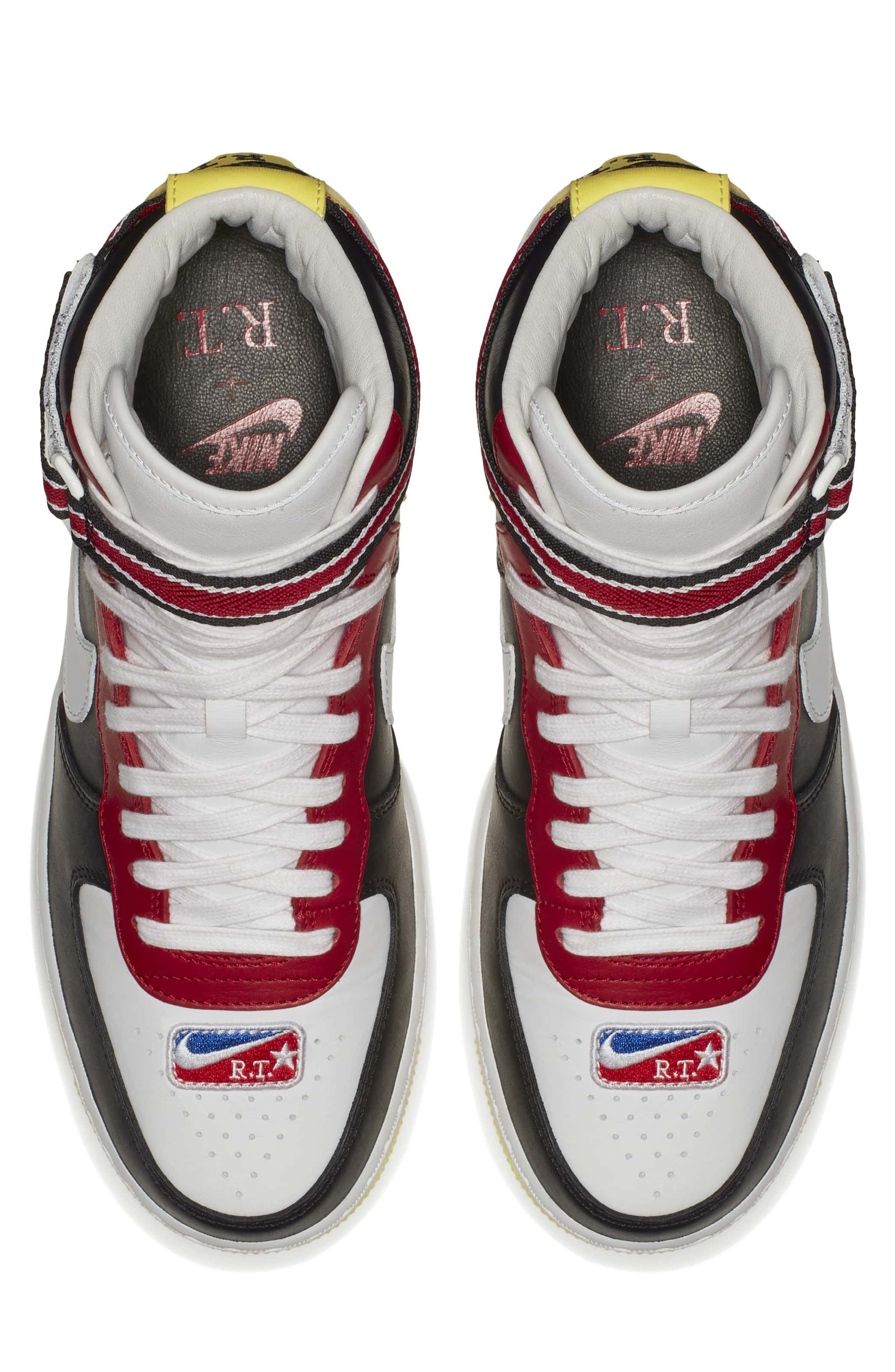 Air Force 1 High RT Sneaker,                             Alternate thumbnail 4, color,                             600