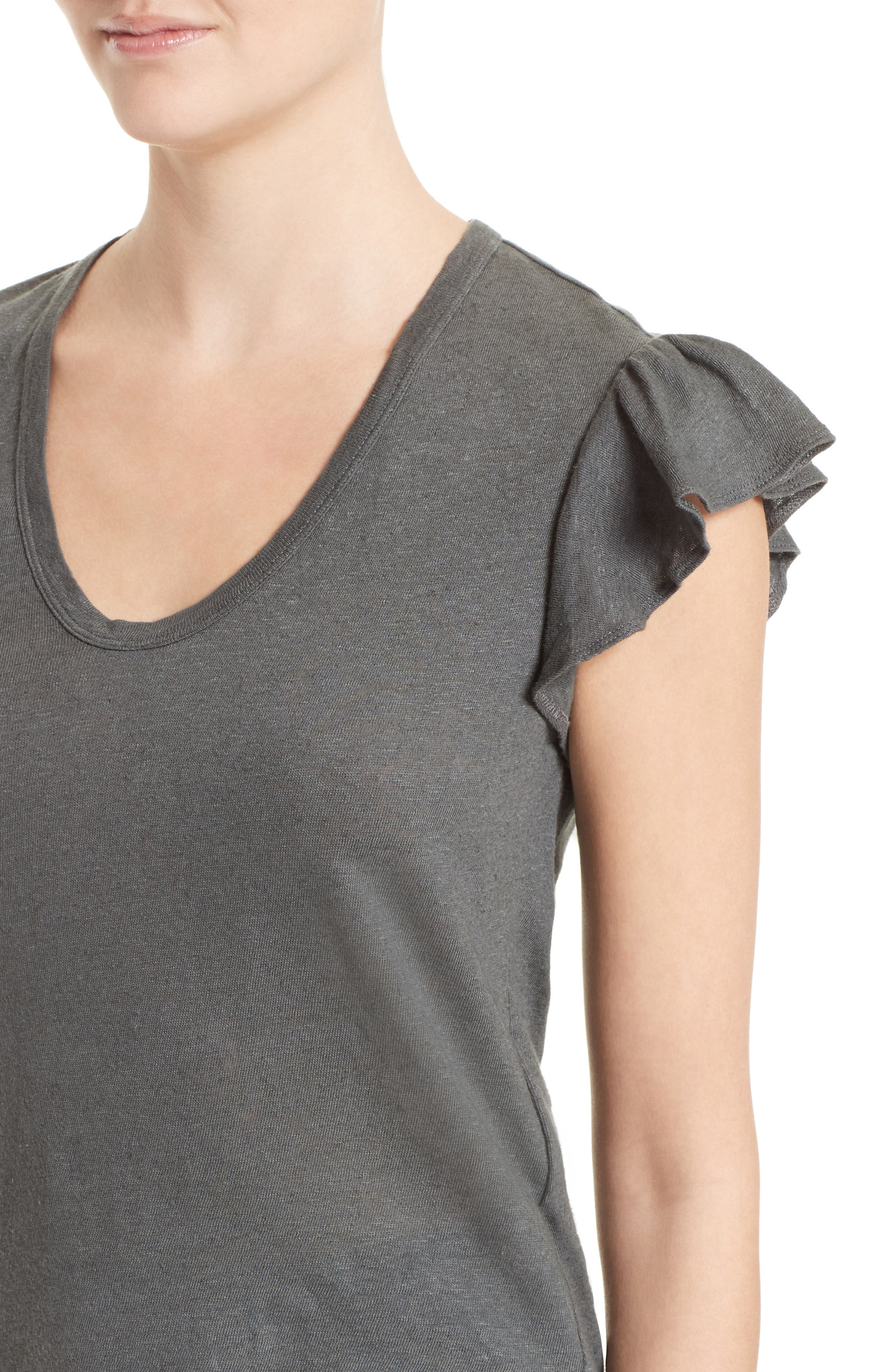 Washed Texture Jersey Tee,                             Alternate thumbnail 32, color,