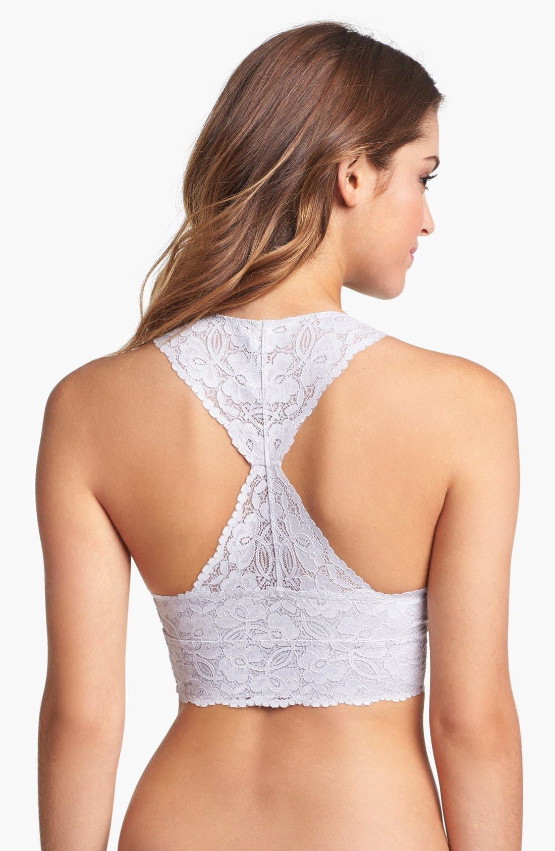 Racerback Galloon Lace Bralette,                             Alternate thumbnail 51, color,