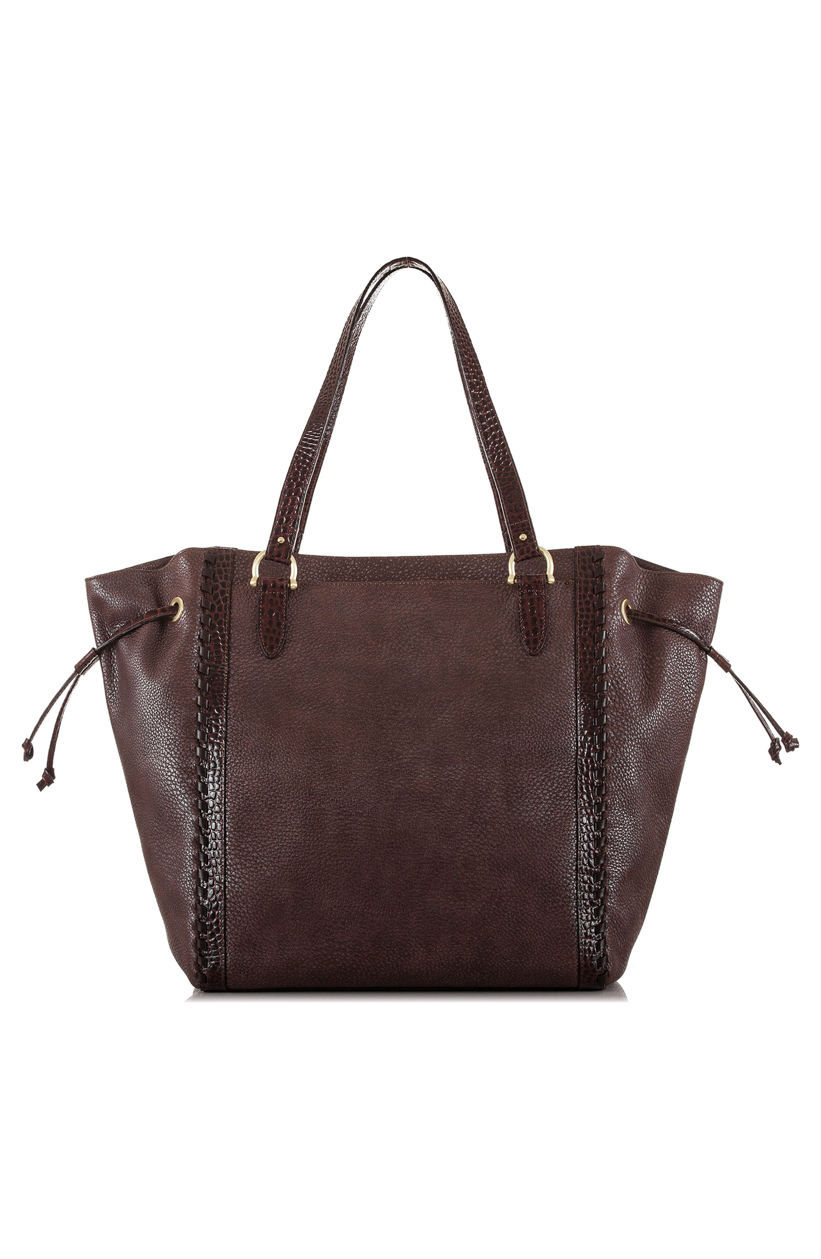 Southcoast Cheyenne Leather Tote,                             Alternate thumbnail 2, color,                             200