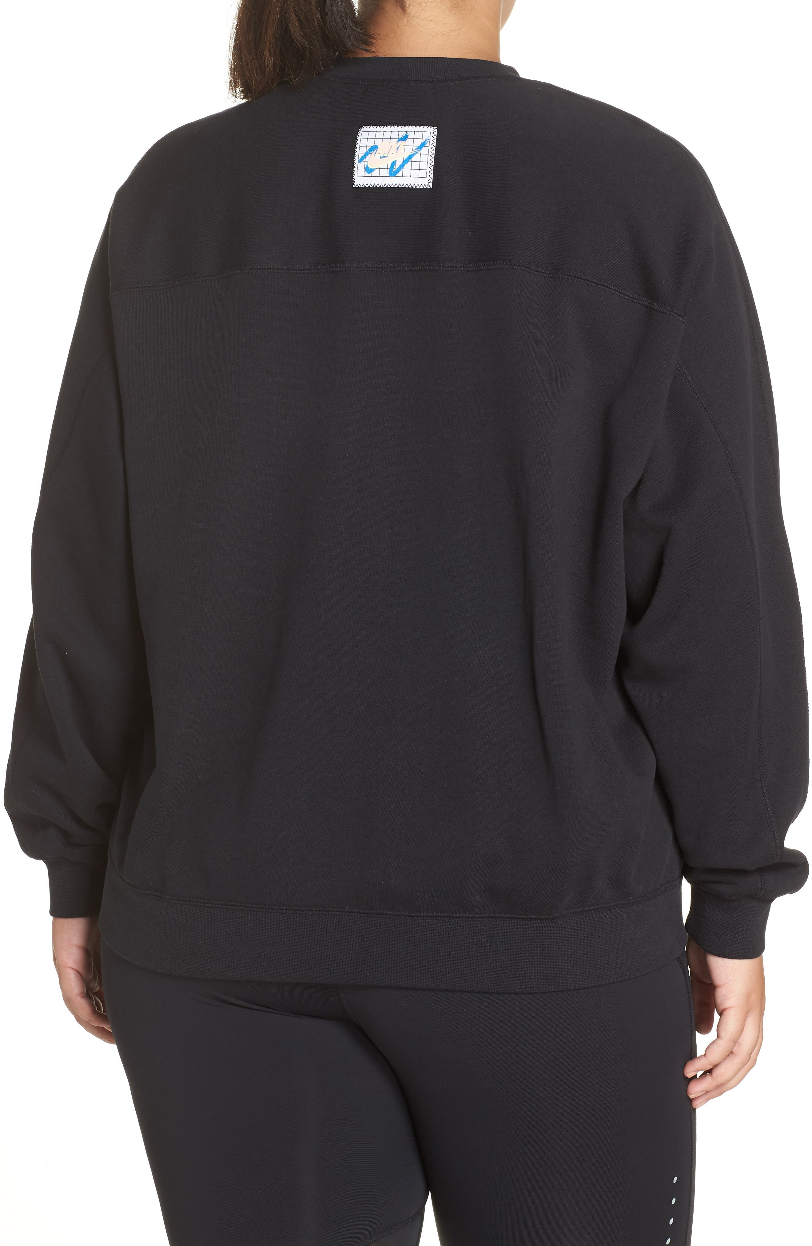 Sportswear Archive Sweatshirt,                             Alternate thumbnail 2, color,                             010