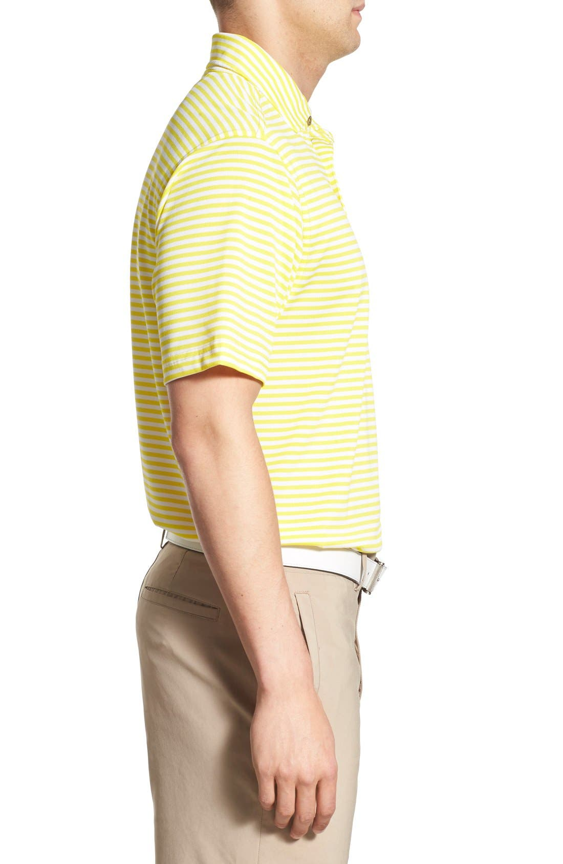 XH2O Feed Stripe Stretch Golf Polo,                             Alternate thumbnail 56, color,