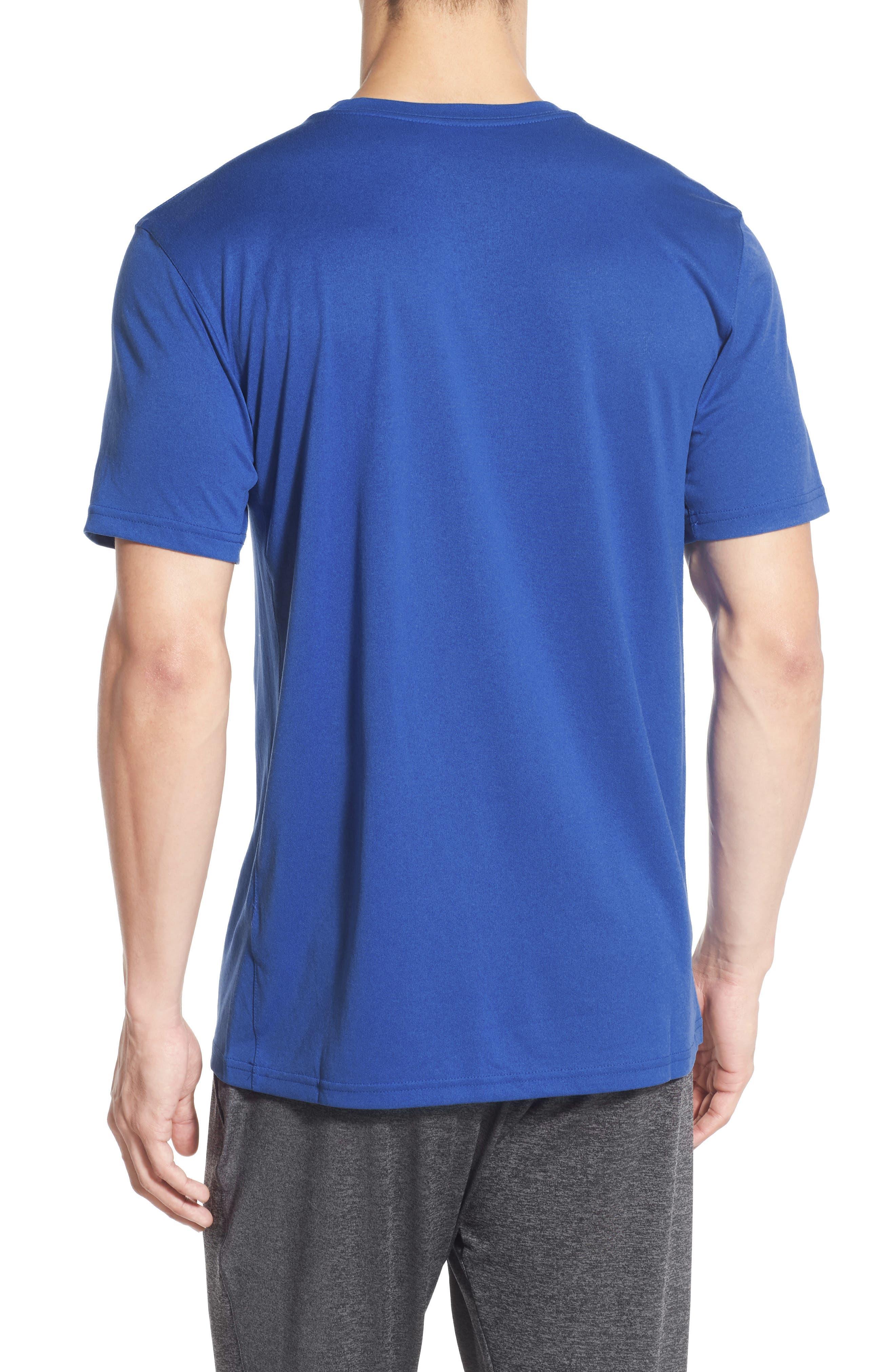 'Legend 2.0' Dri-FIT Training T-Shirt,                             Main thumbnail 1, color,                             GAME ROYAL/ BLACK/ BLACK