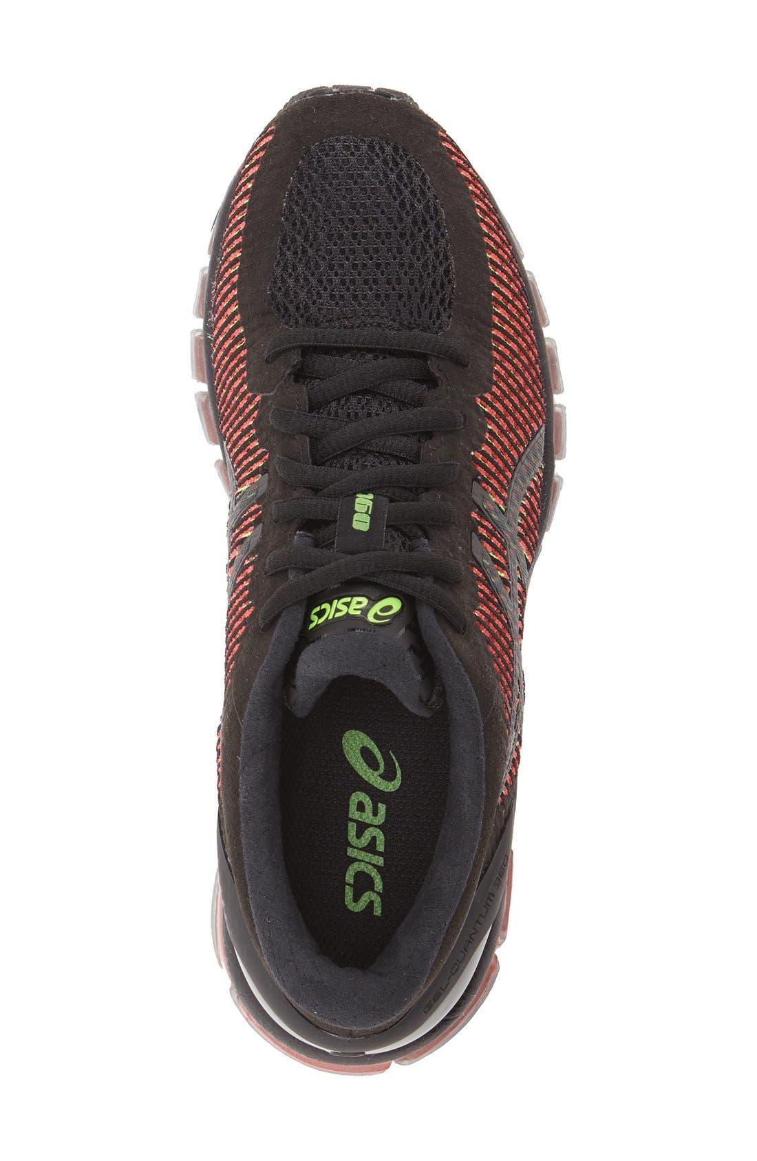 'GEL-Quantum 360' Running Shoe,                             Alternate thumbnail 3, color,                             001